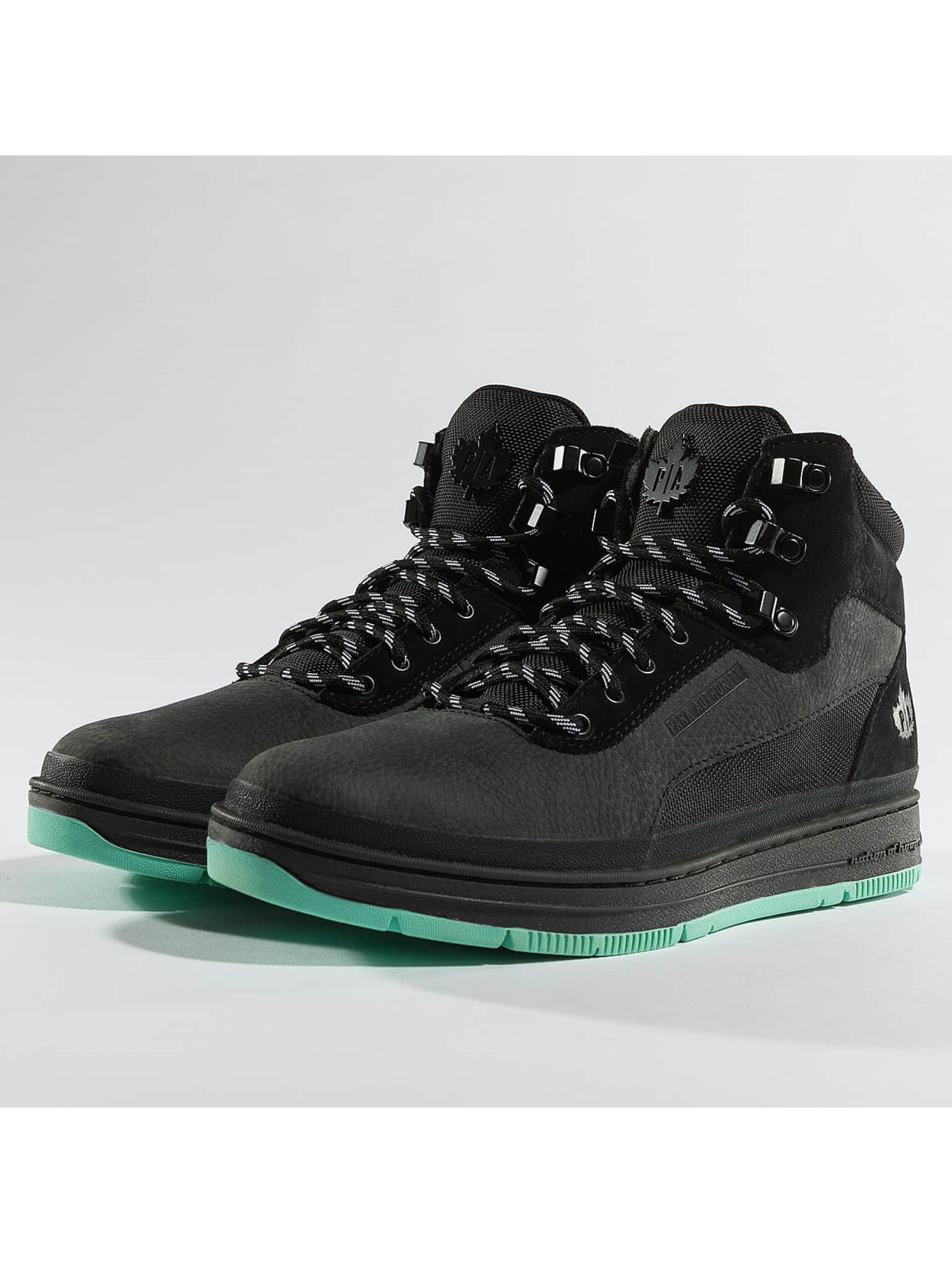 K1X Vapaa-ajan kengät GK 3000 musta