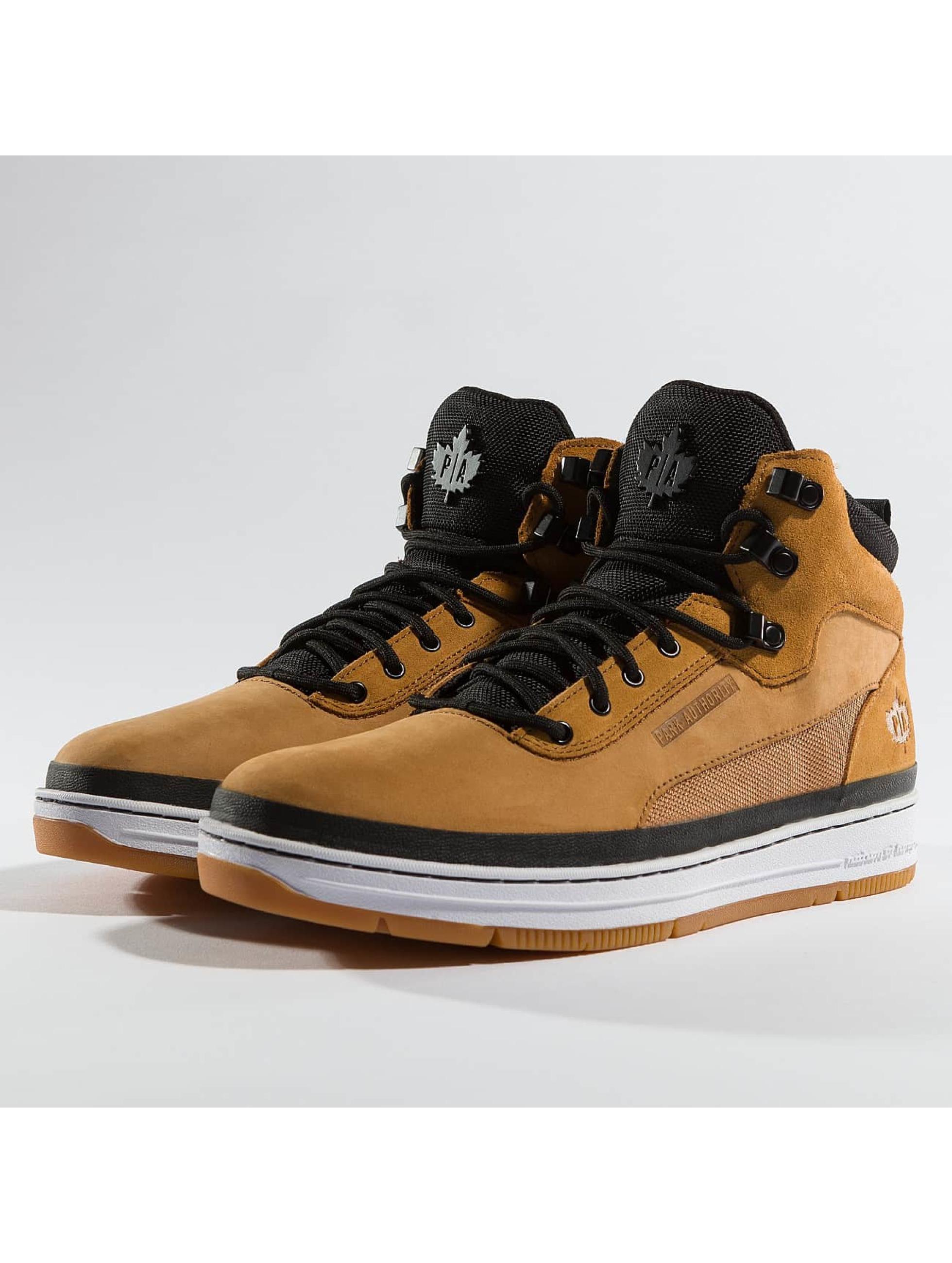 K1X Vapaa-ajan kengät GK 3000 Boots ruskea