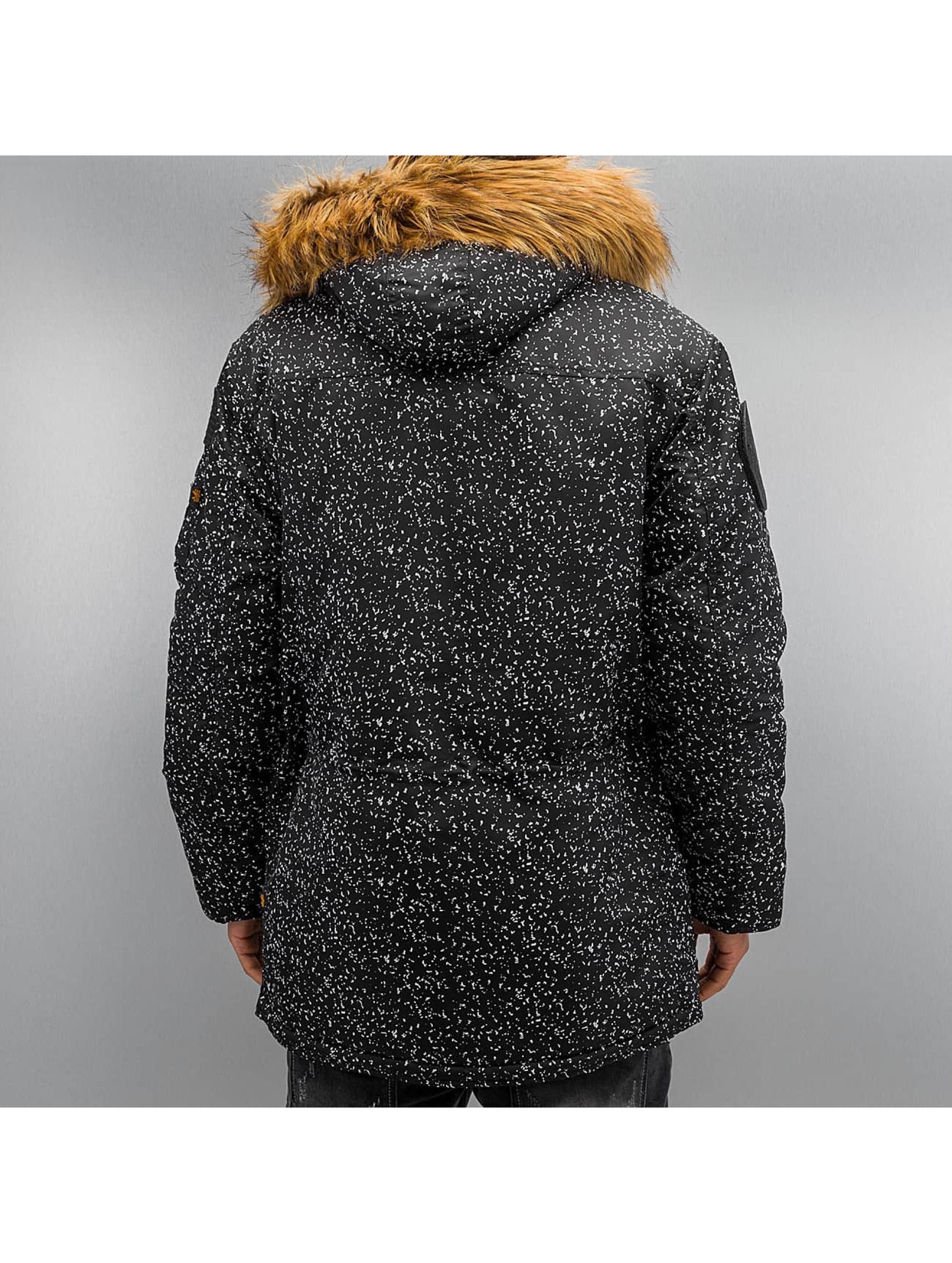 K1X Vinterjackor Polar K1X S svart