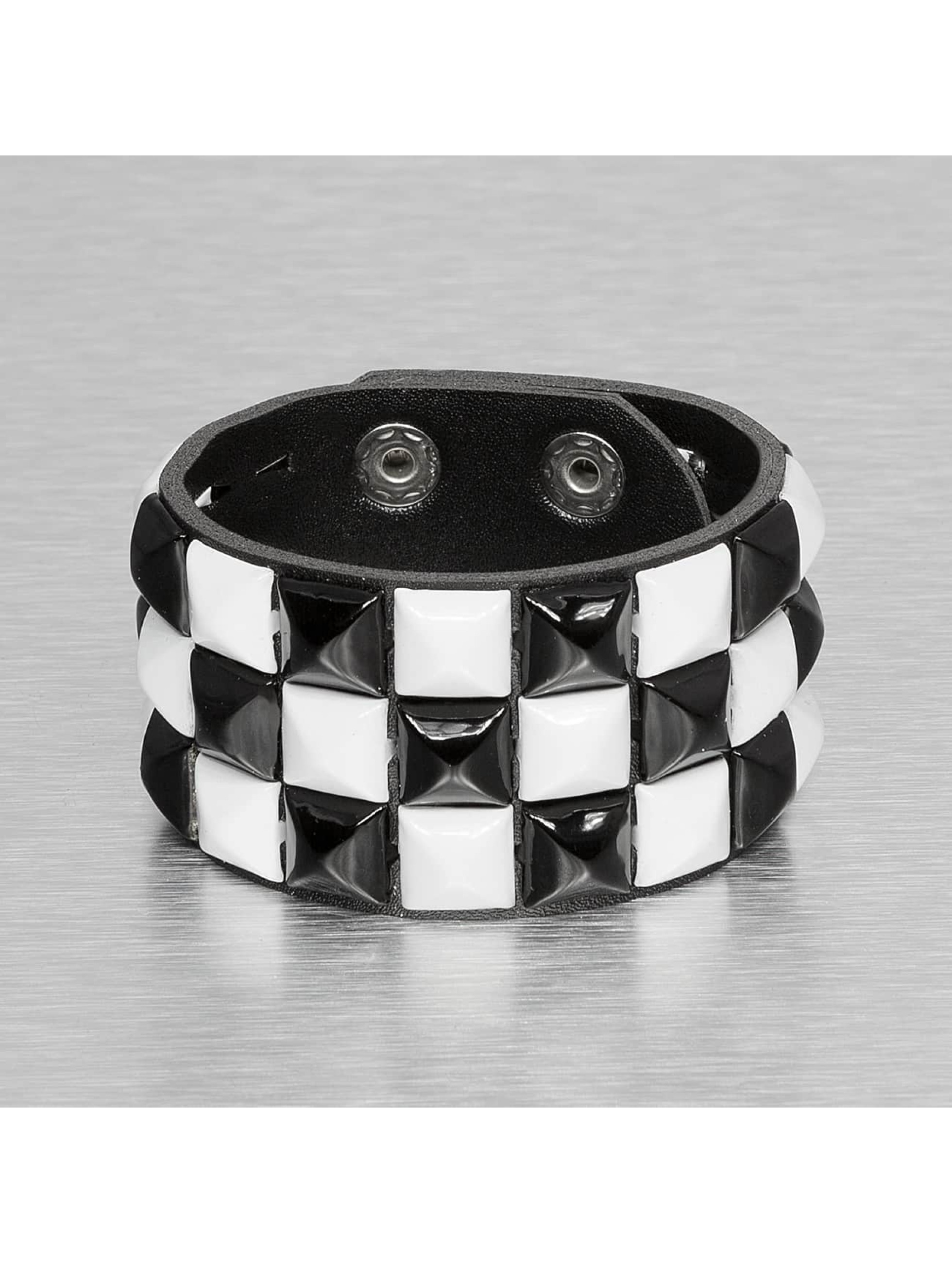 Kaiser Jewelry Браслет 3 Row белый
