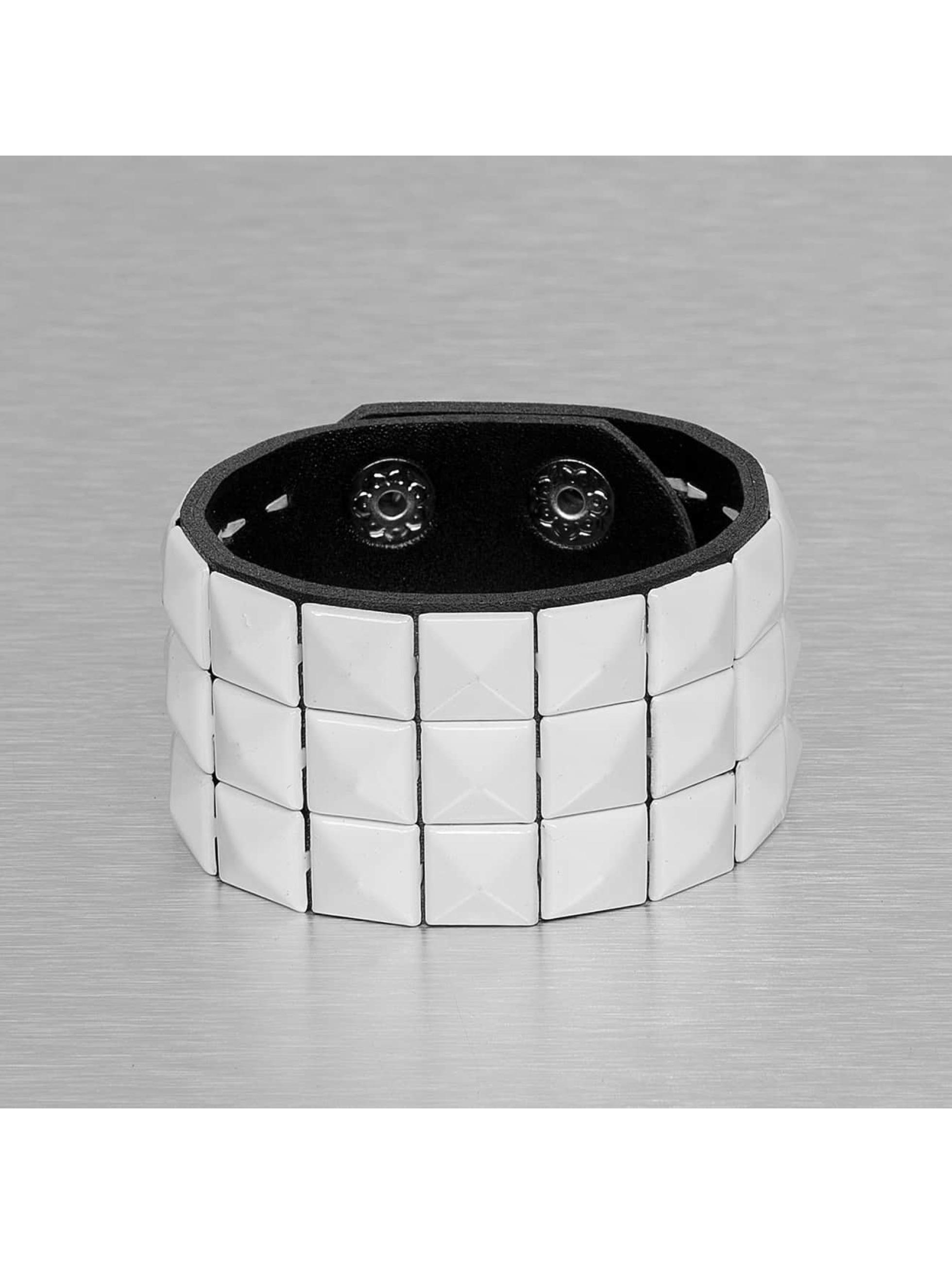 Kaiser Jewelry armband 3 Row wit