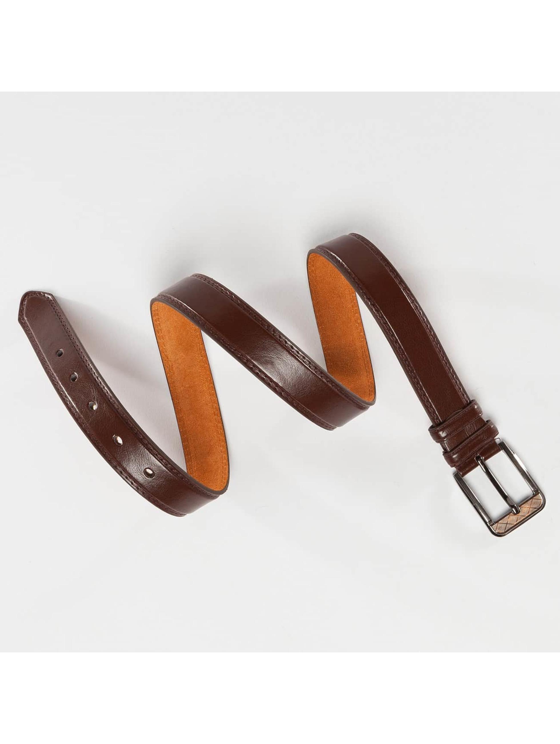 Kaiser Jewelry Ceinture Leather brun
