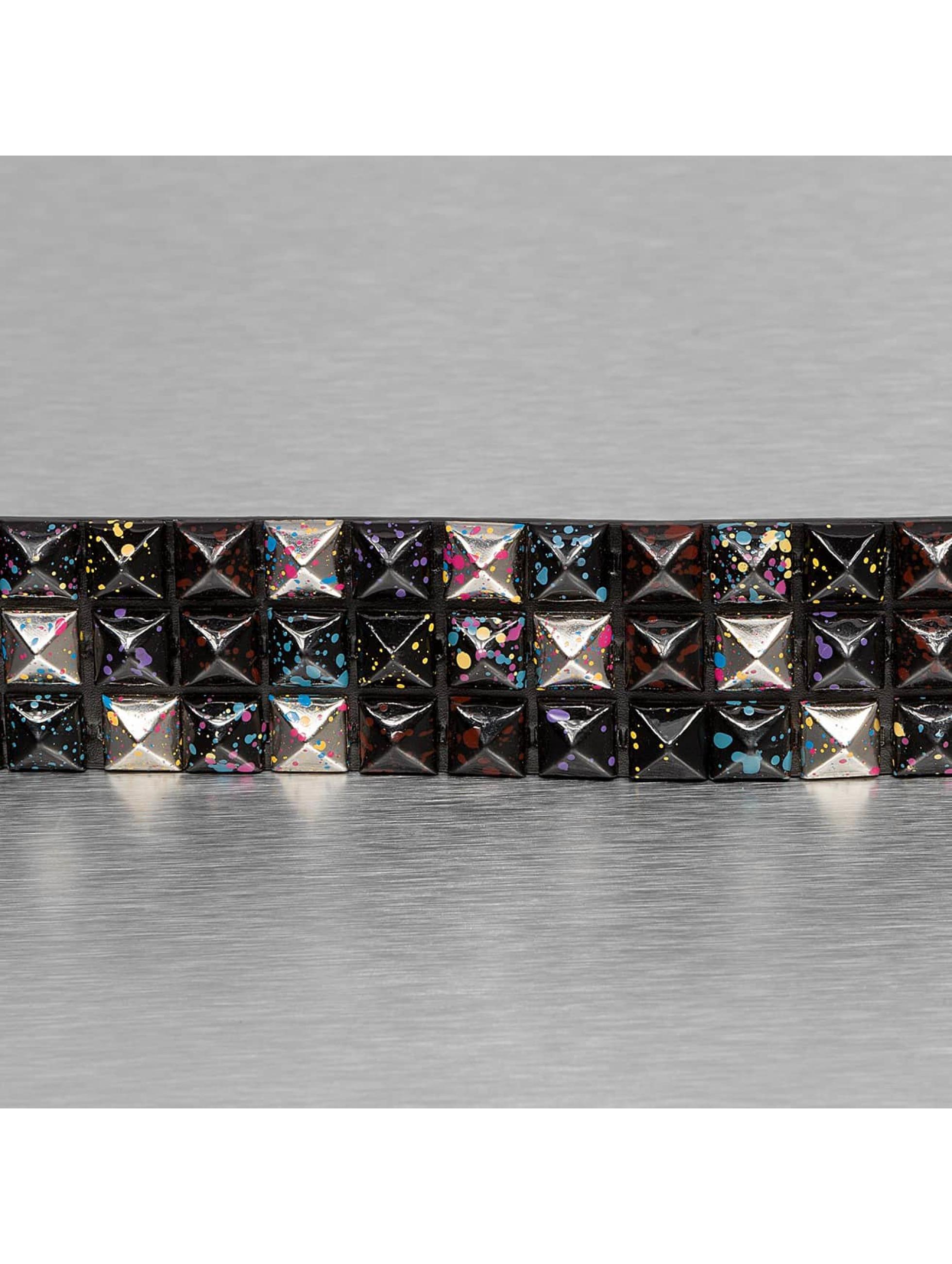 Kaiser Jewelry Gürtel 3 Row schwarz