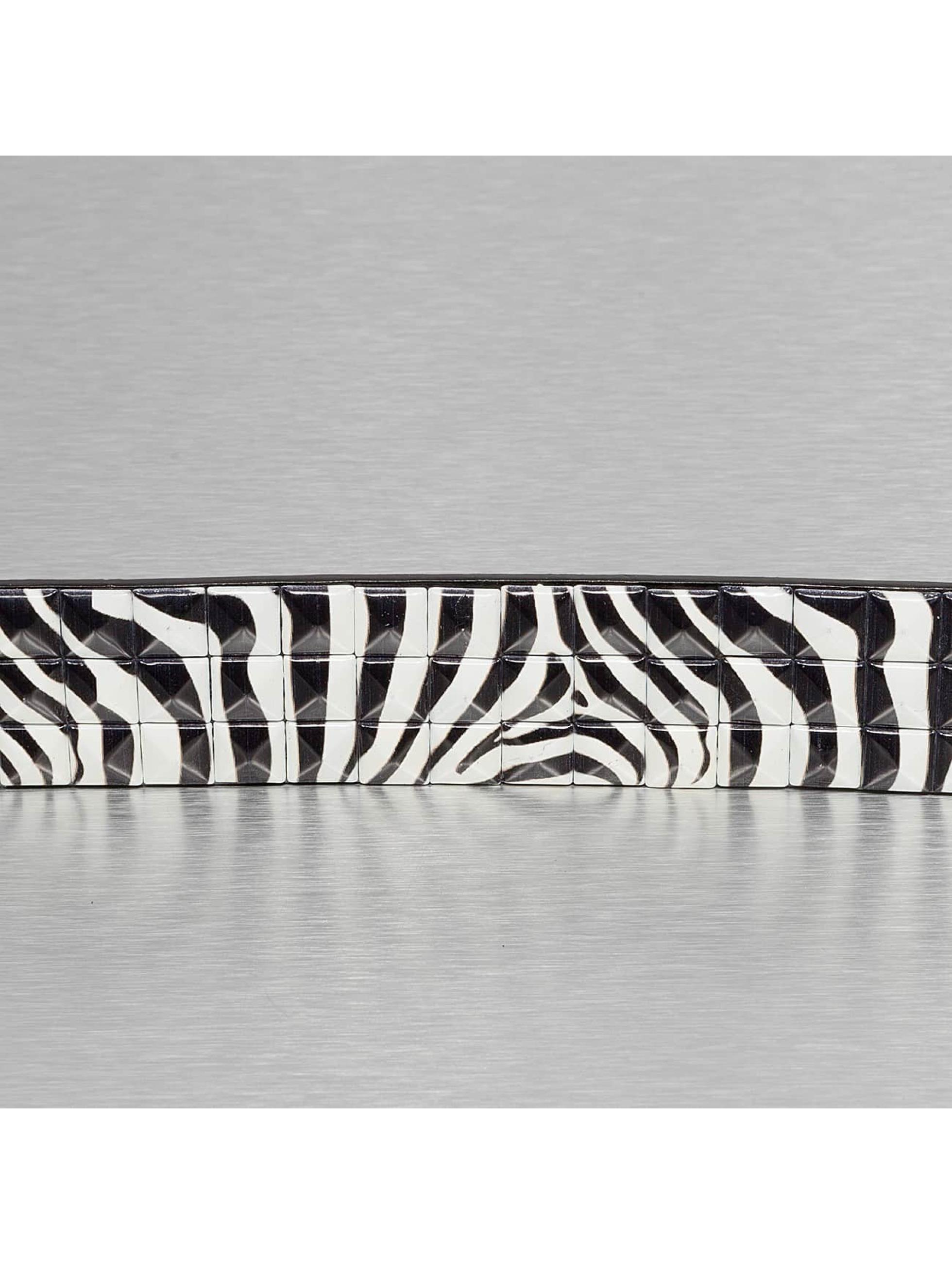 Kaiser Jewelry Vyöt 3 Row Safari musta