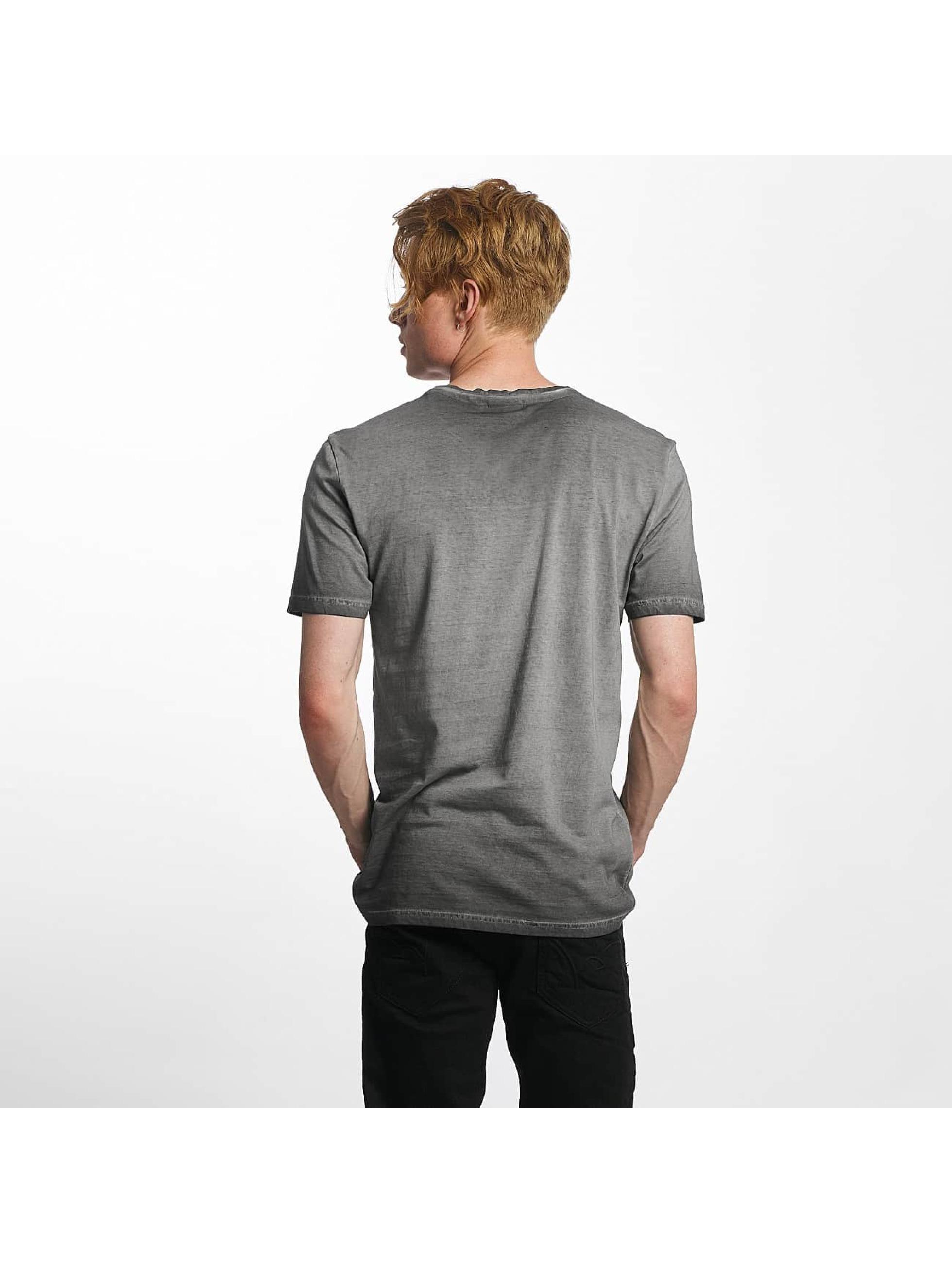 Kaporal keep living gris homme t shirt kaporal acheter - Tee shirt kaporal pas cher homme ...