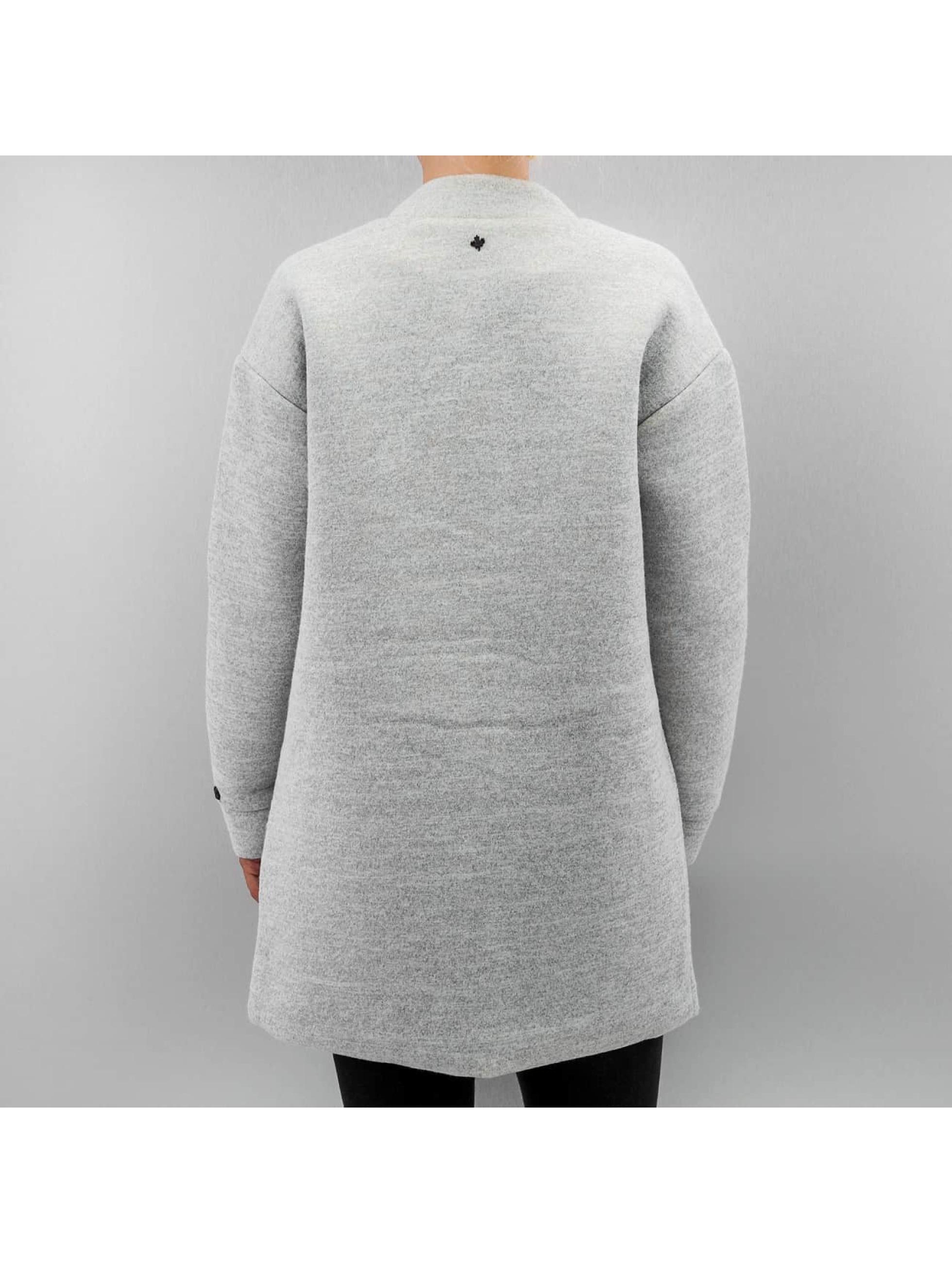 Khujo Демисезонная куртка Manische серый