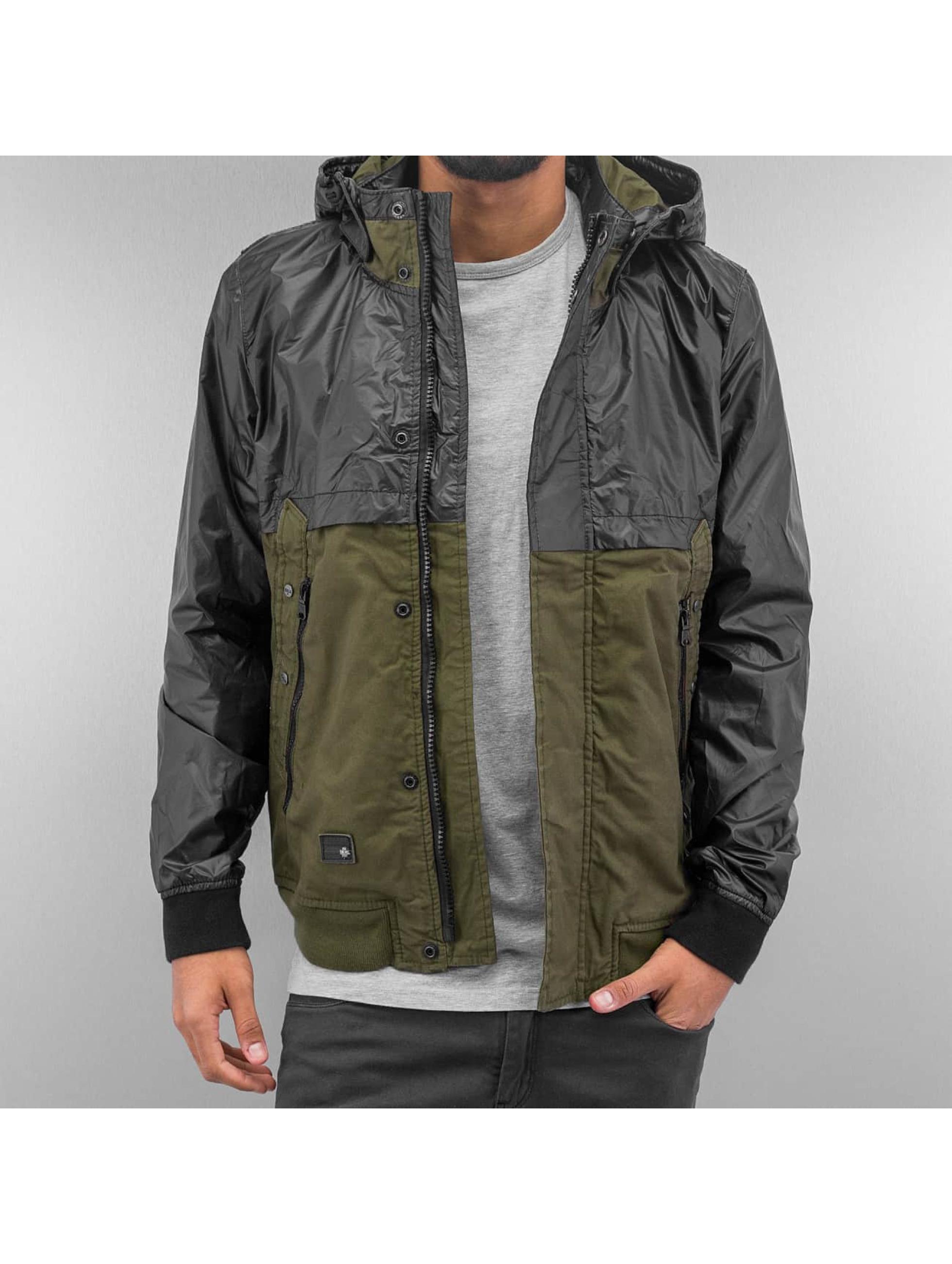 Khujo Демисезонная куртка Karuso хаки