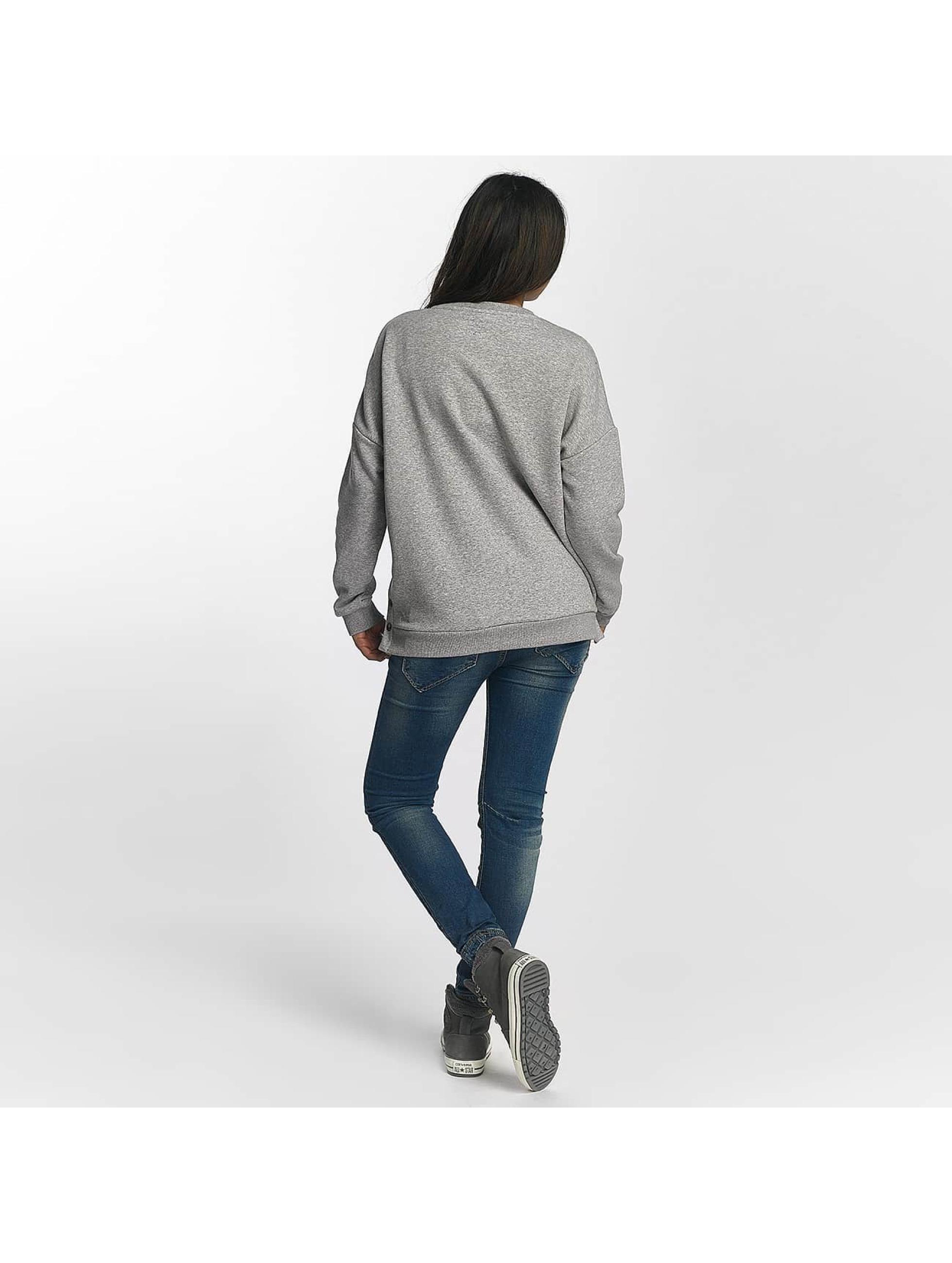 Khujo Пуловер Marita серый