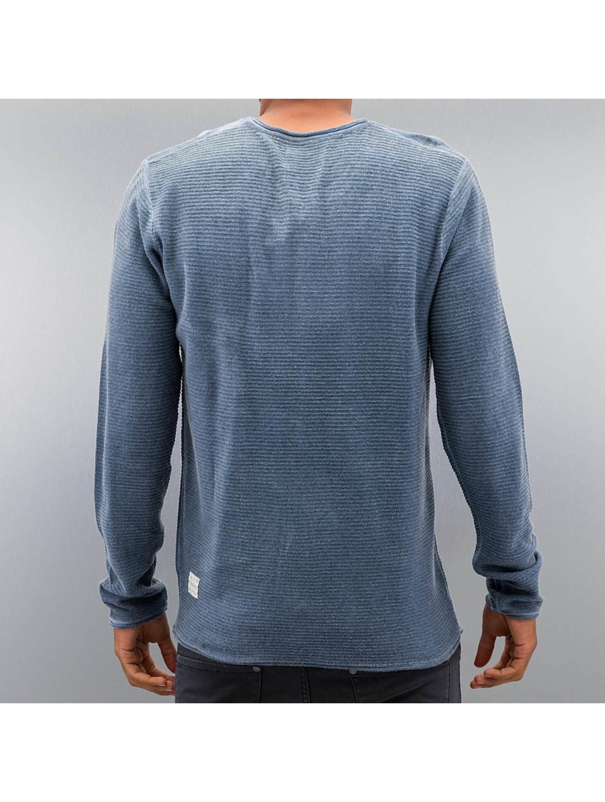 Khujo Пуловер Pamban синий