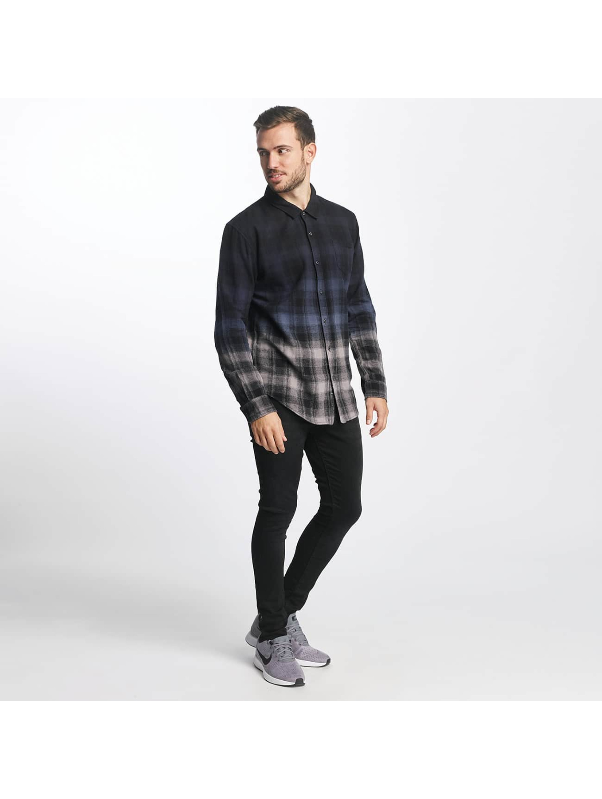 Khujo Рубашка Shayn черный