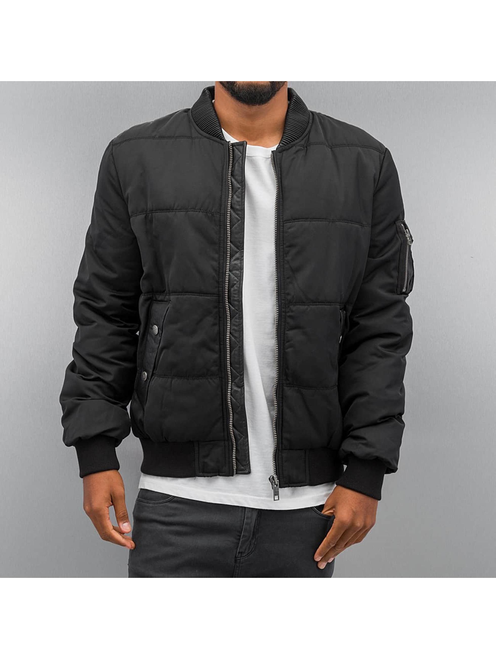 Khujo Bomber jacket Mitch black