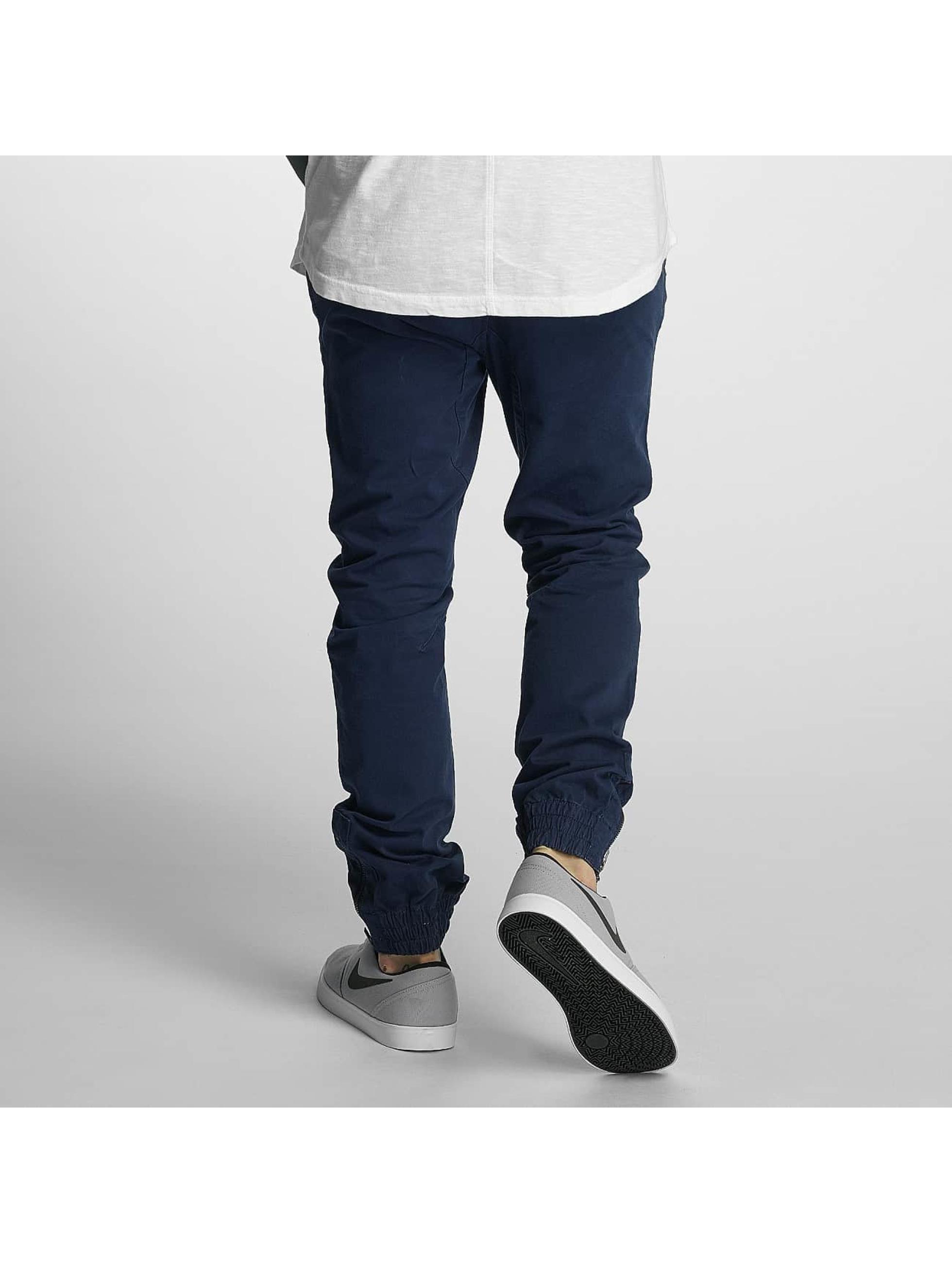 Khujo Chino pants Bradley blue