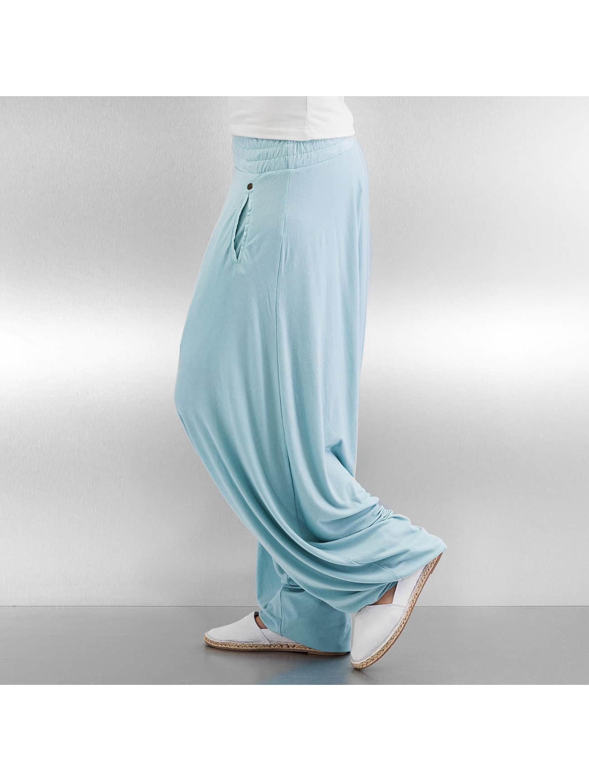 Khujo Pantalon chino Suzan bleu