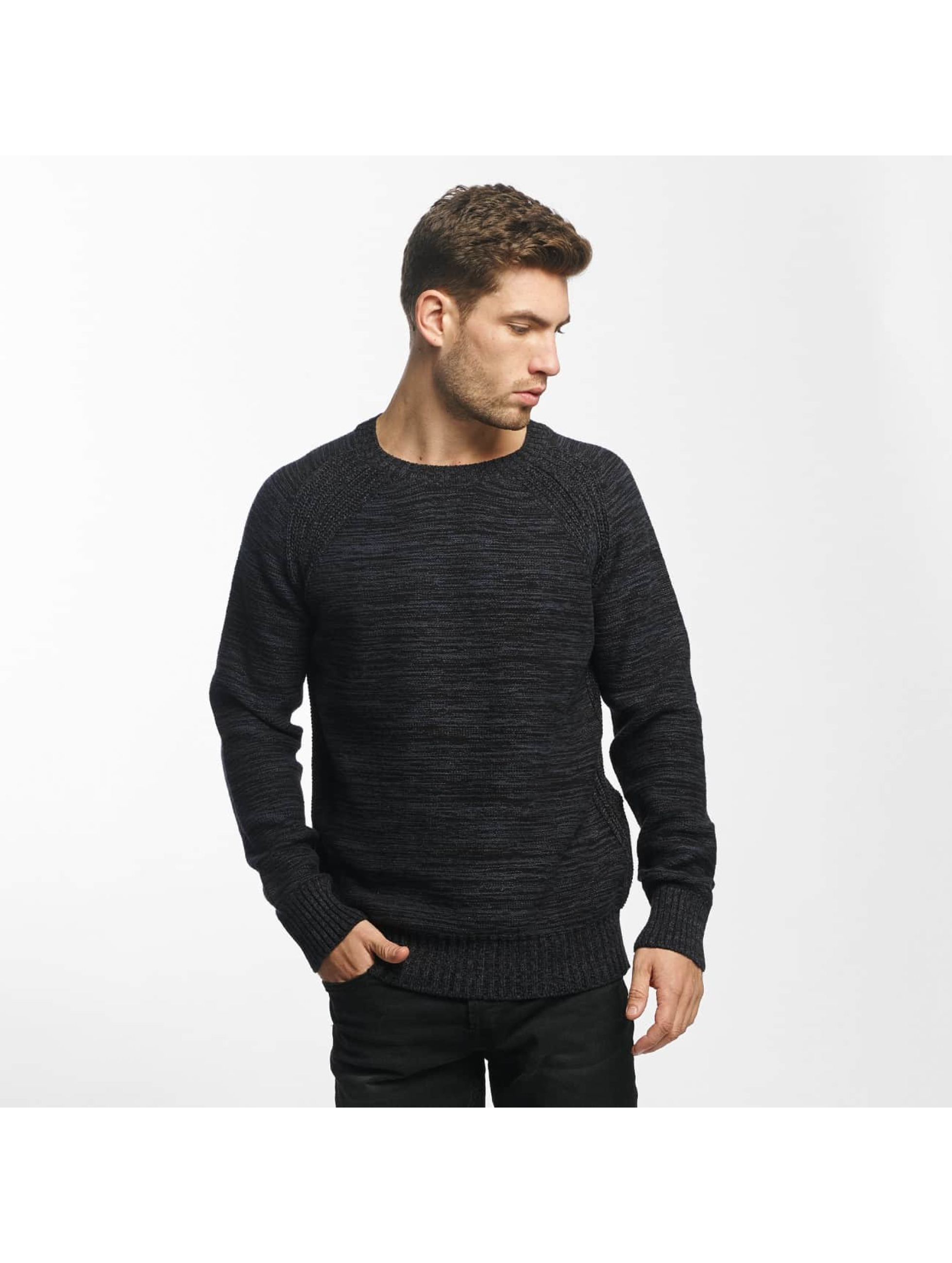 Khujo Pullover Percy Knit schwarz