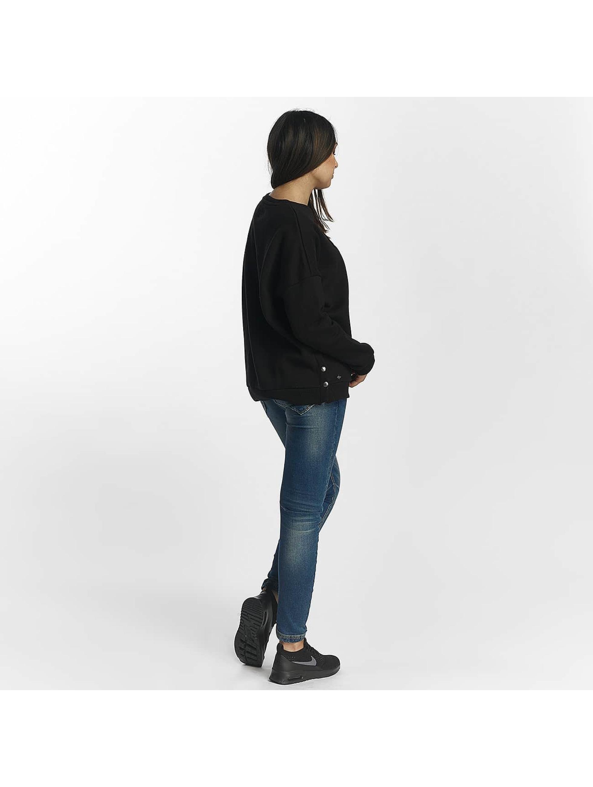 Khujo Pullover Marita schwarz