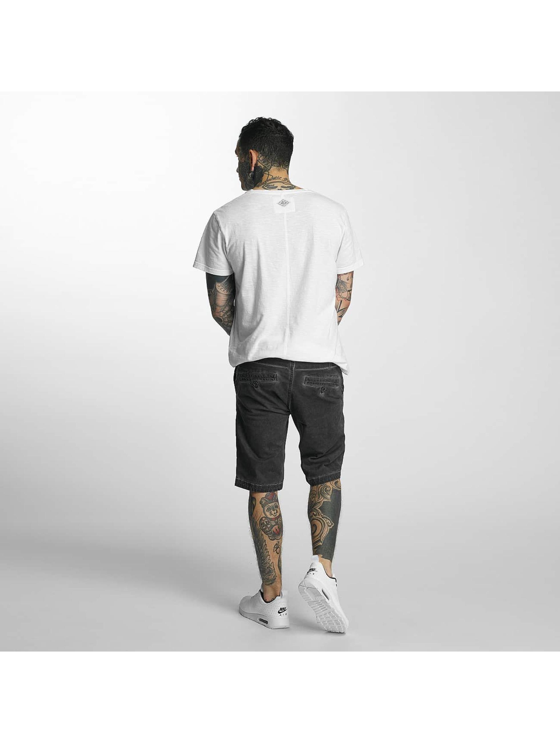 Khujo Short Calvin gris