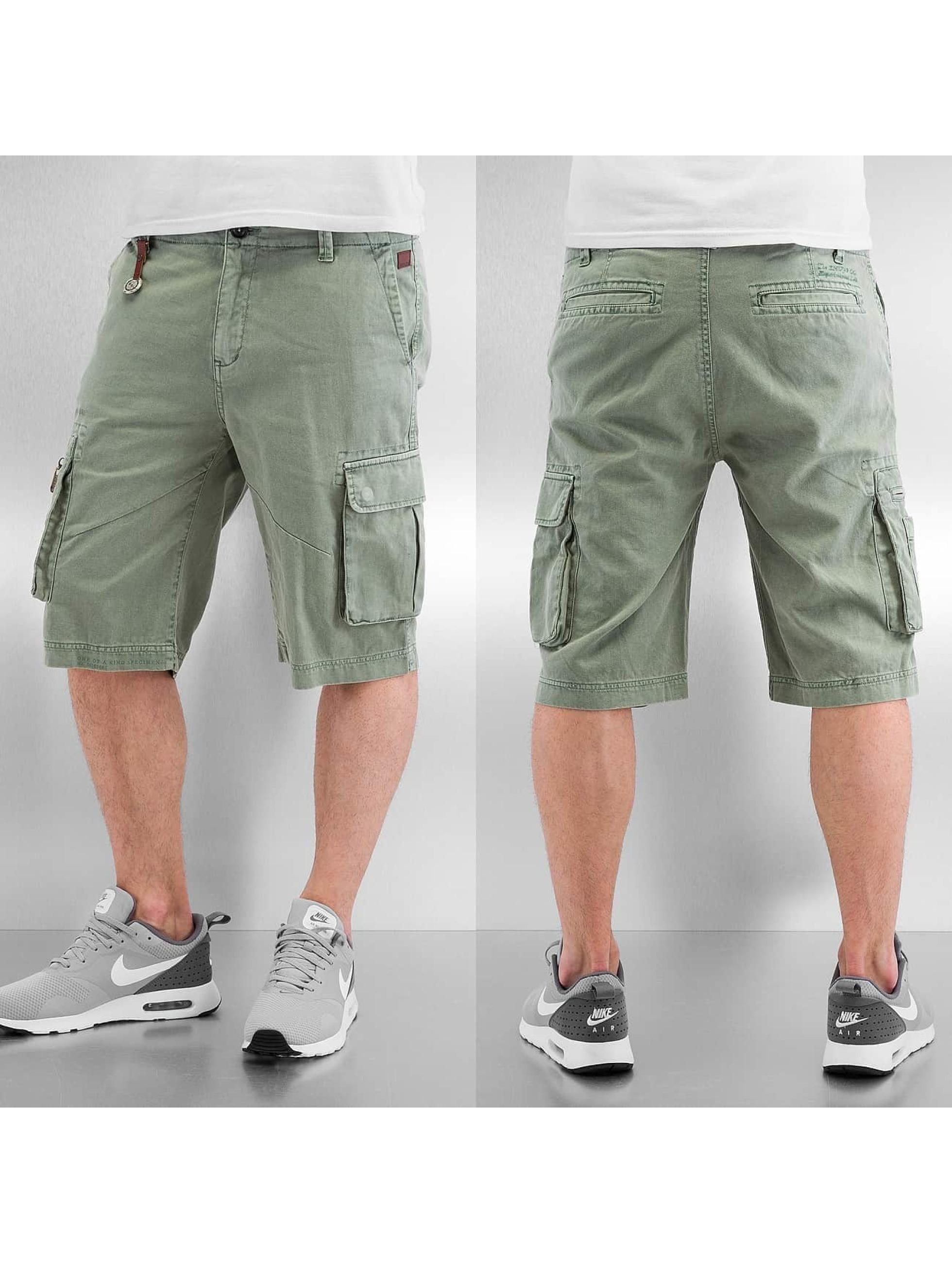 Khujo Short Cedrik vert