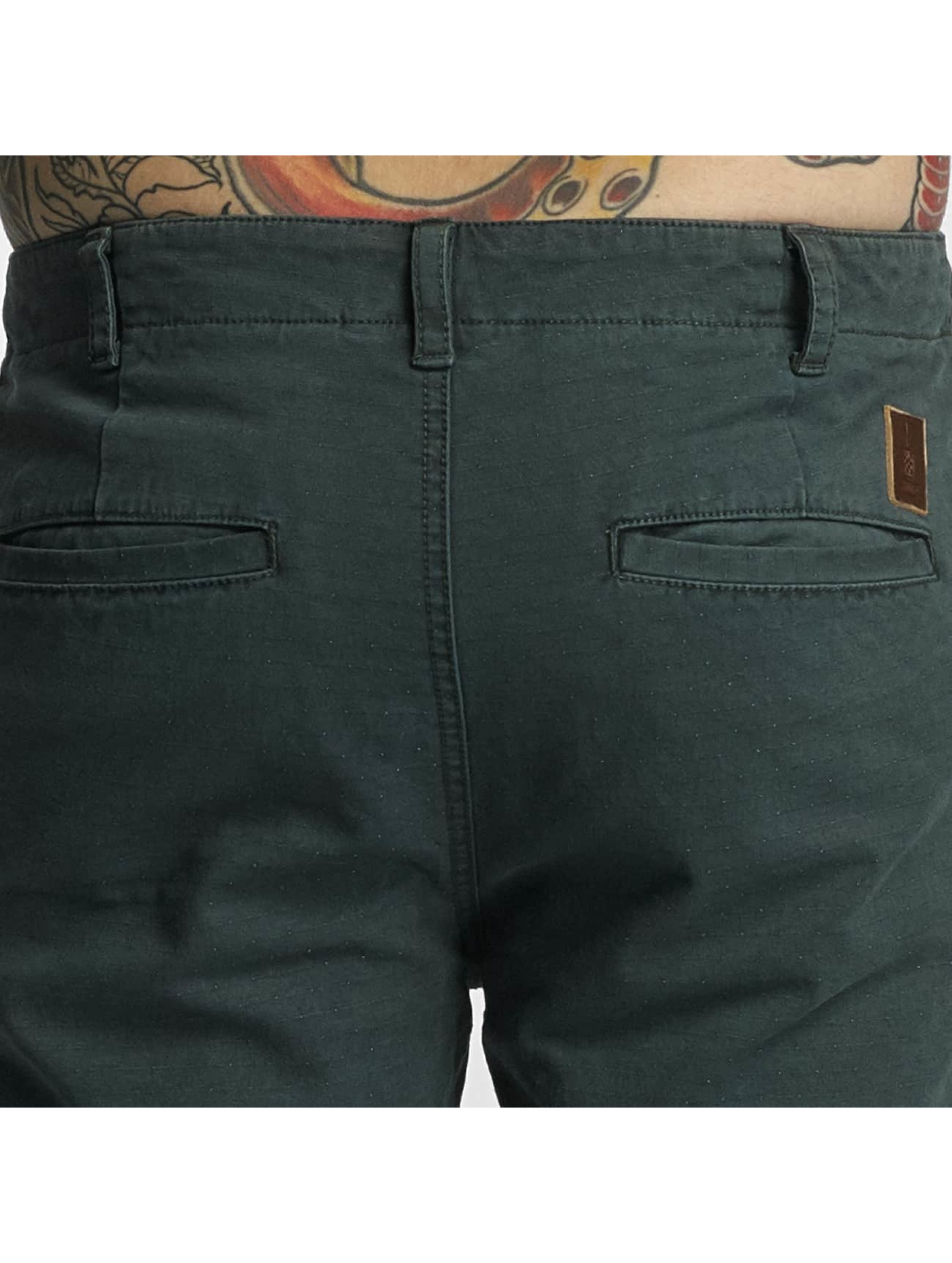 Khujo Shorts Cactus grön