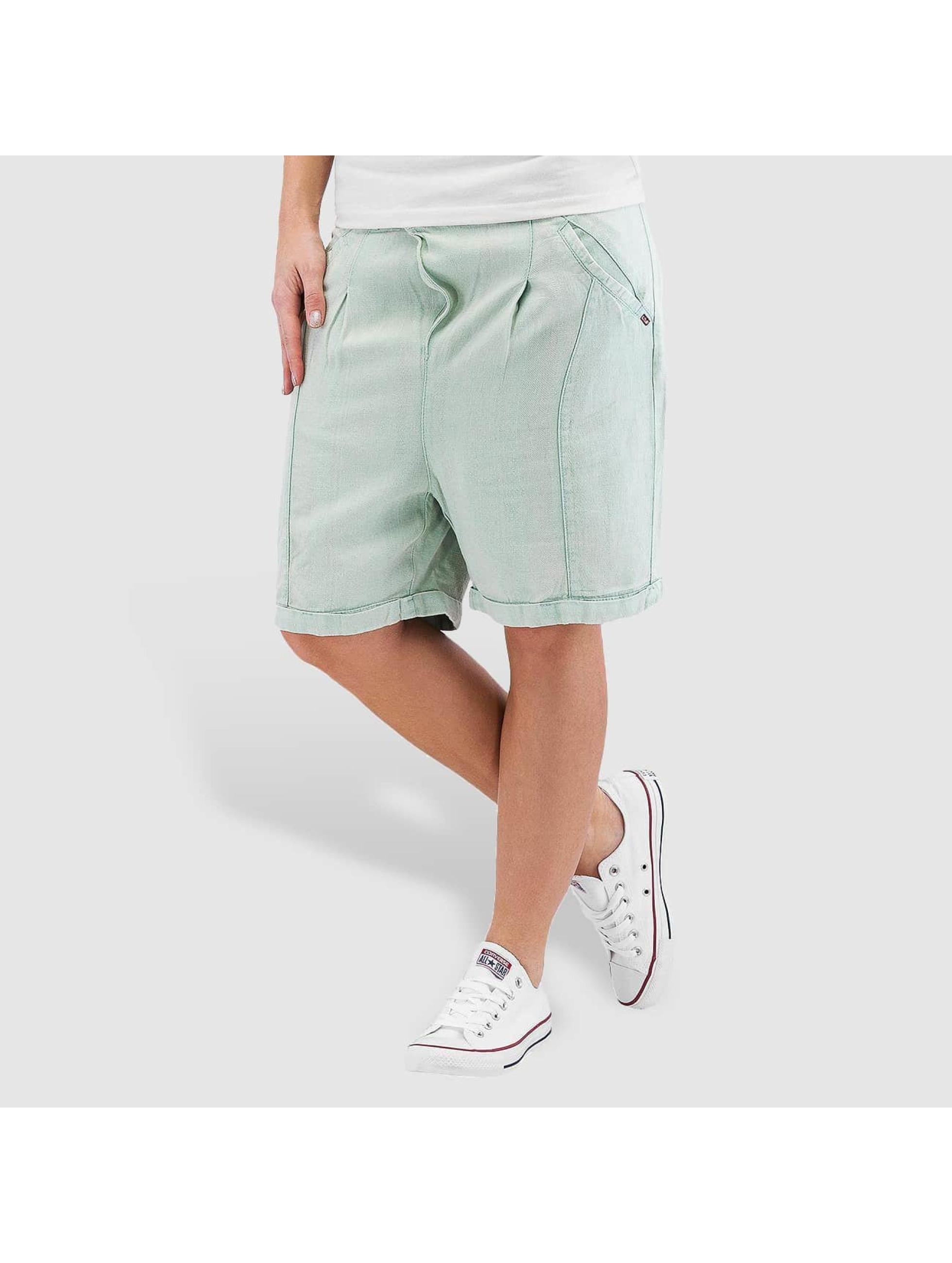 Khujo Shorts Mackay türkis