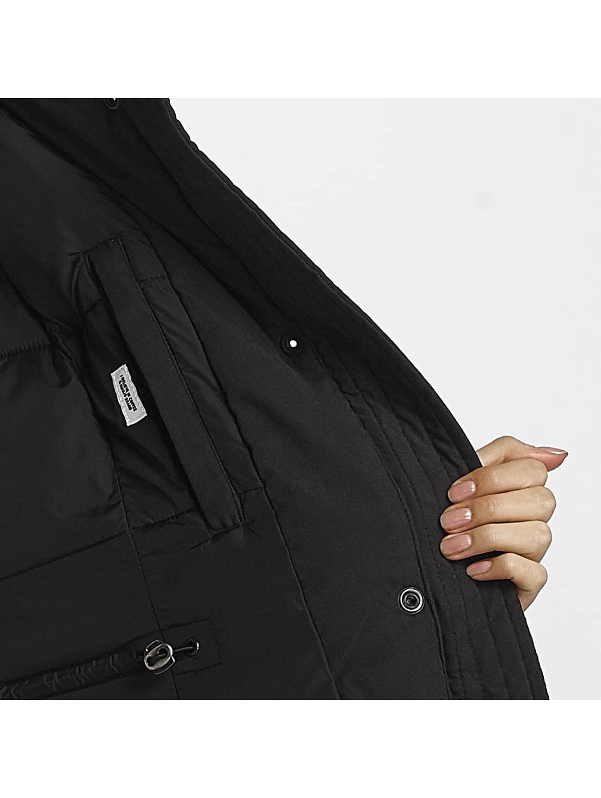 Khujo Transitional Jackets Romy svart