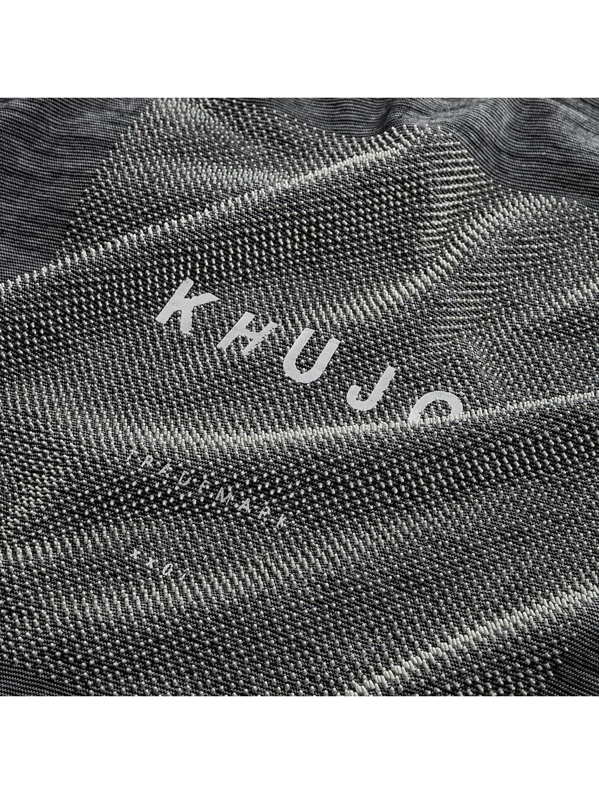 Khujo Tričká Tribe šedá