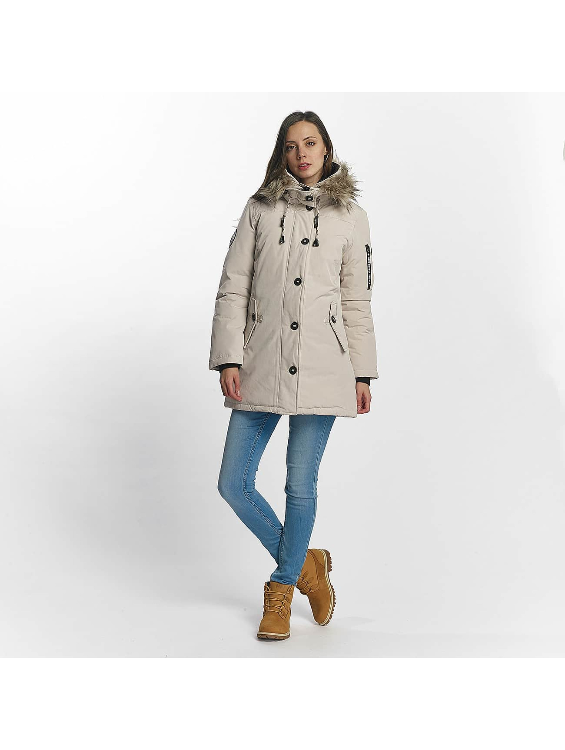 Khujo Winter Jacket Mary beige