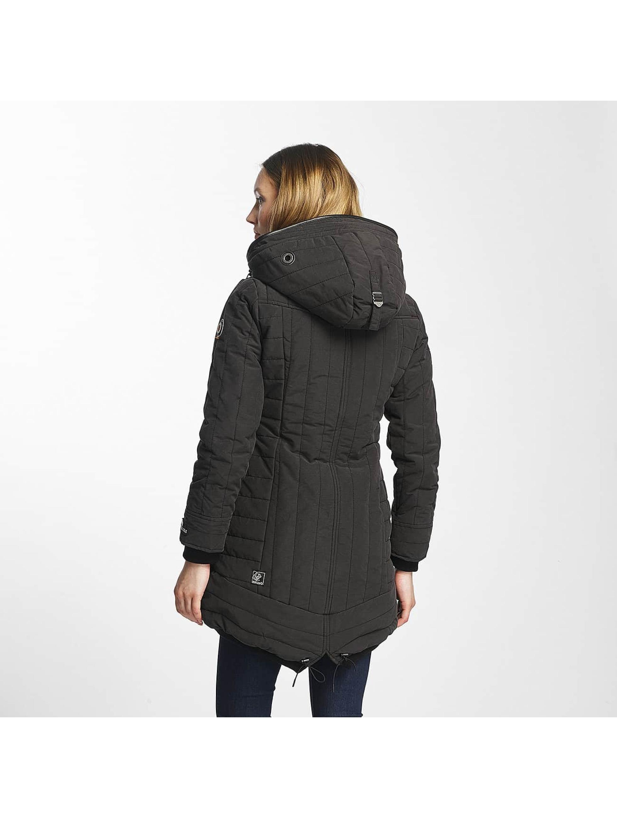 Khujo Winter Jacket Cayus black
