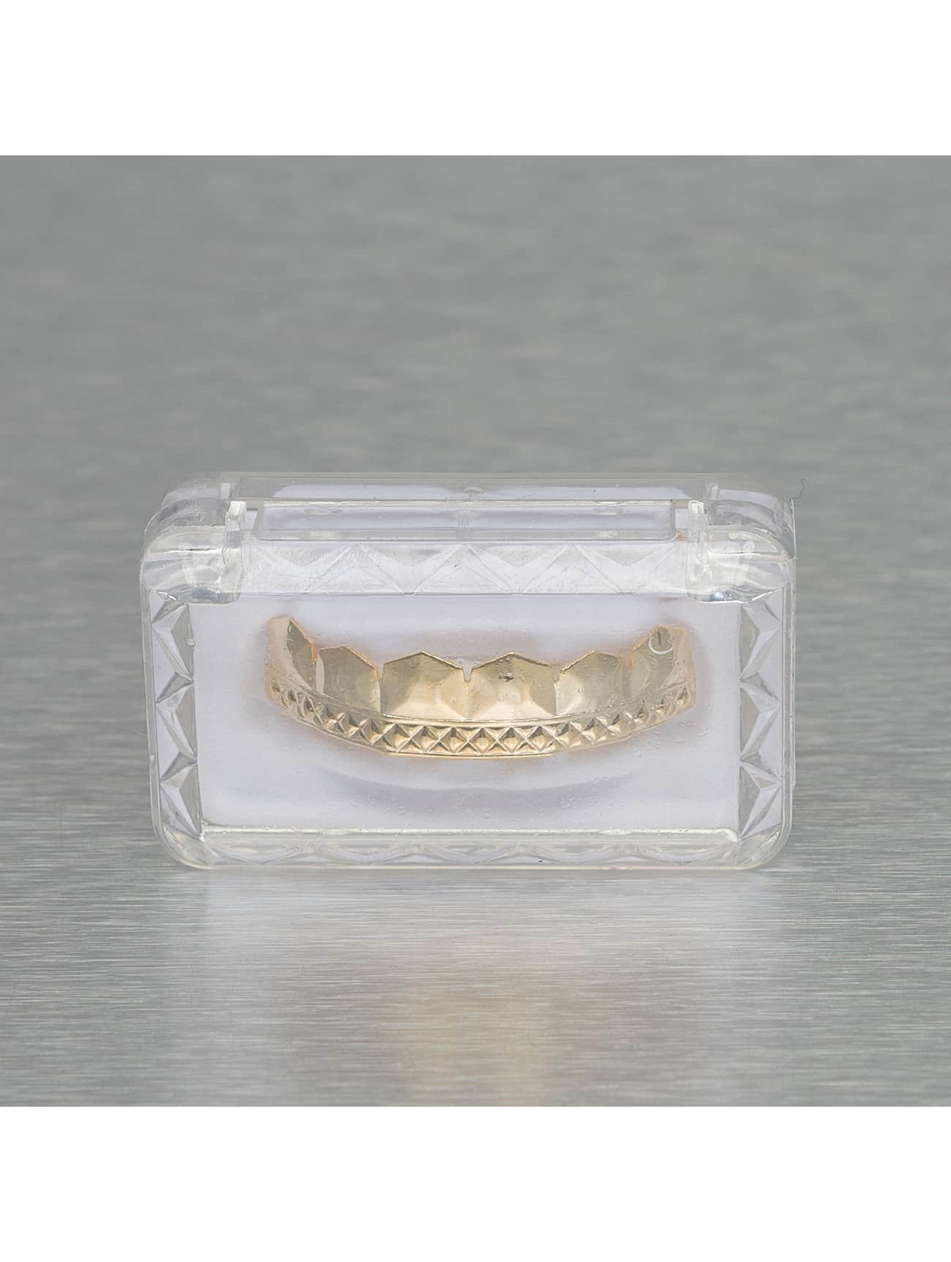 KING ICE Прочее Diamond Pattern золото