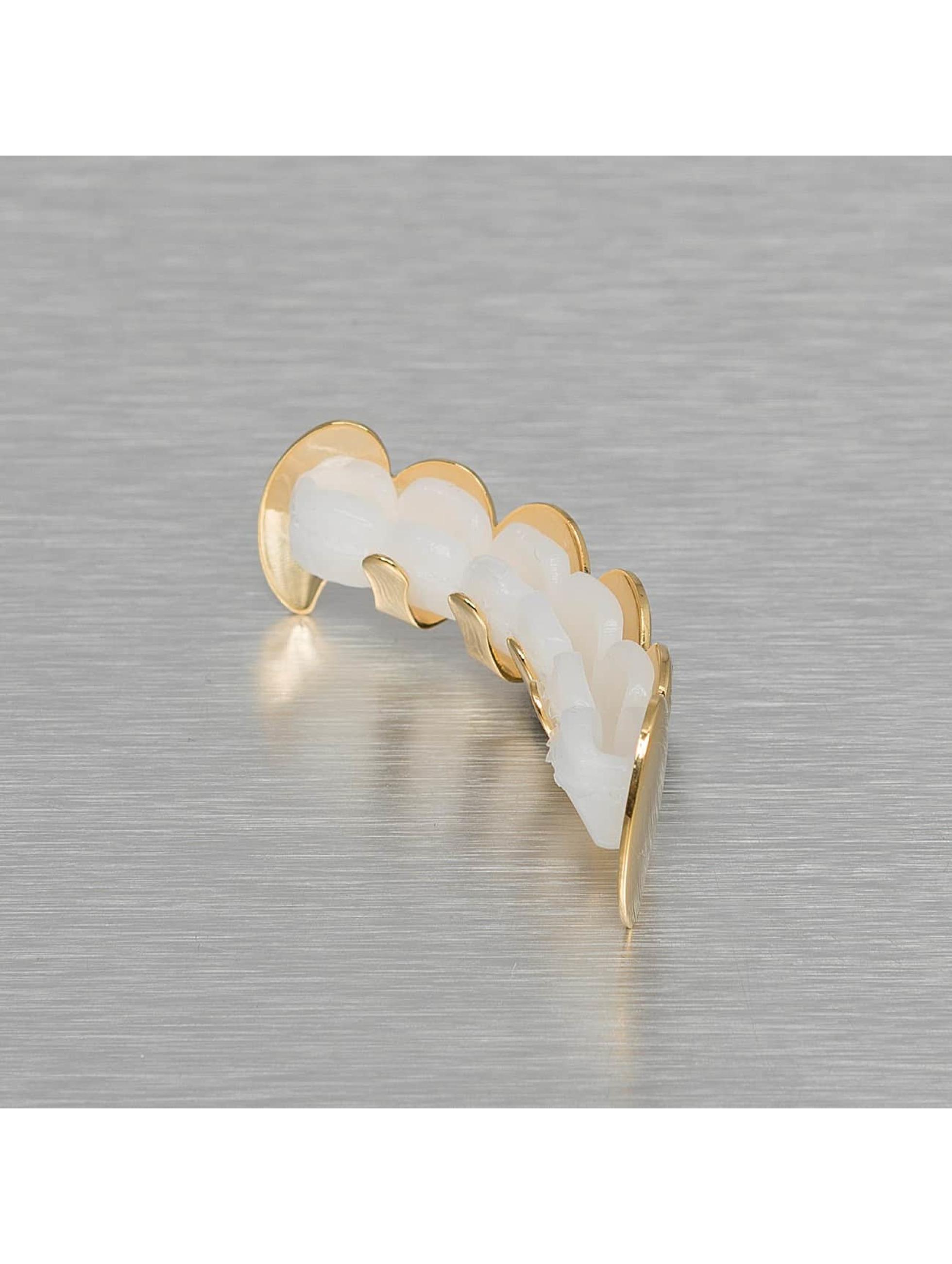 KING ICE Прочее Spiked Fangs золото