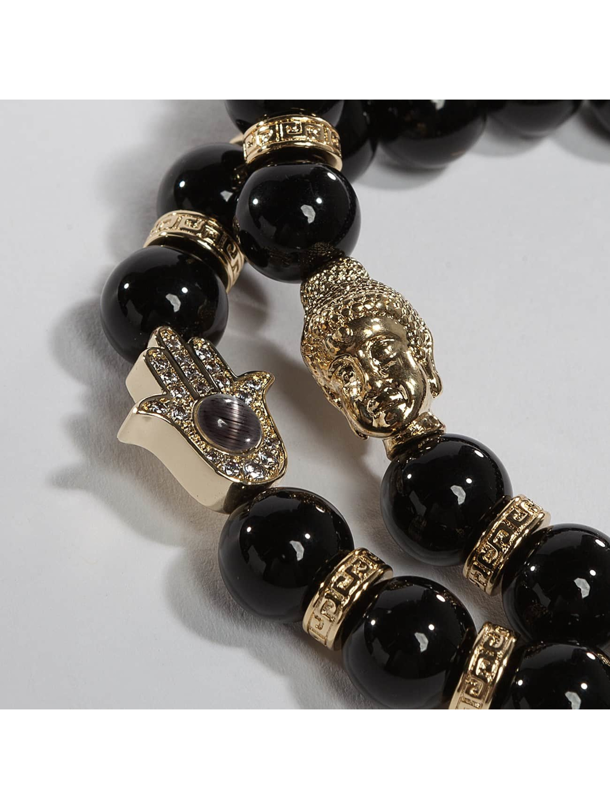 KING ICE Bracelet Gold_Plated The Solace or