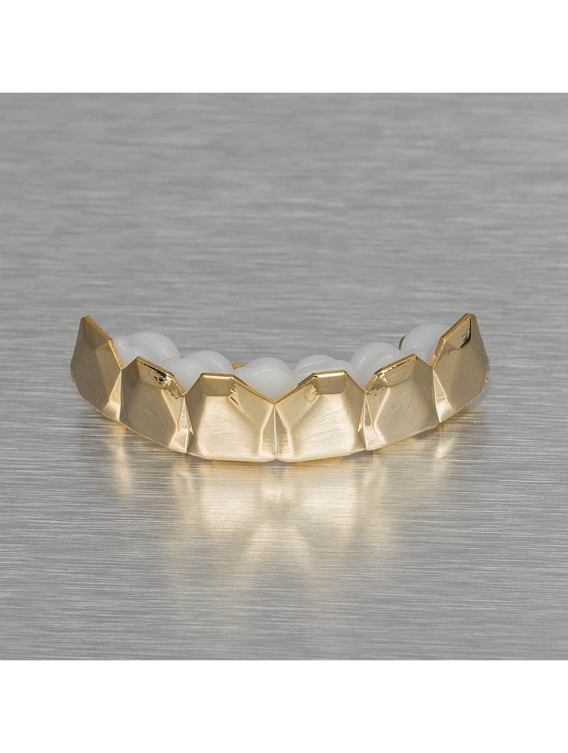 KING ICE Overige Plain Bevel Edge goud