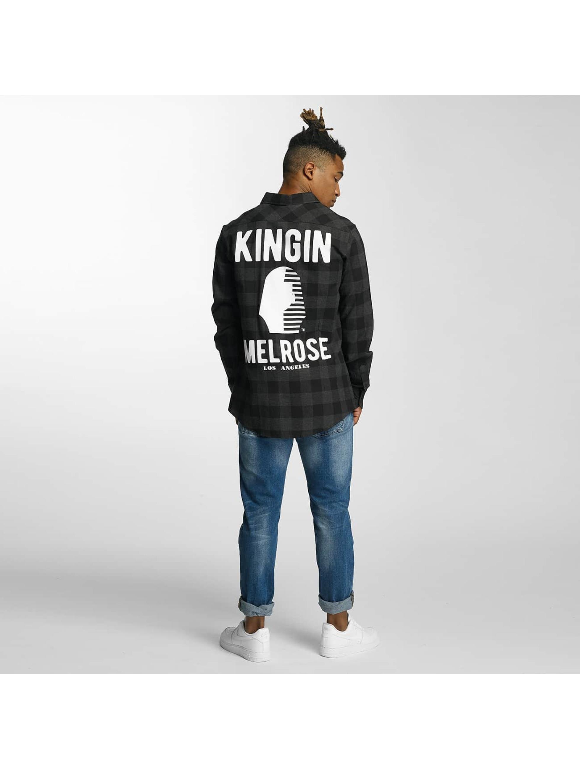 Kingin Camicia Melrose grigio