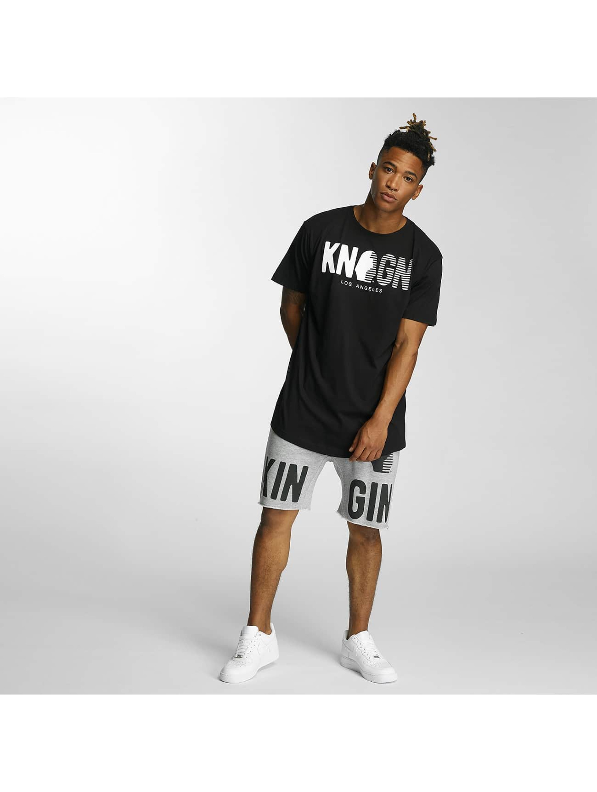 Kingin Camiseta Pharao negro