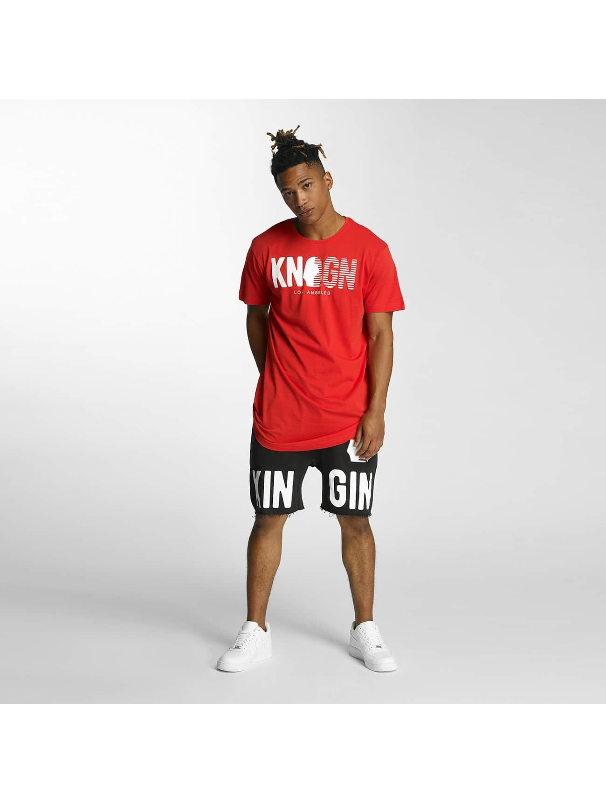 Kingin Camiseta Pharao rojo