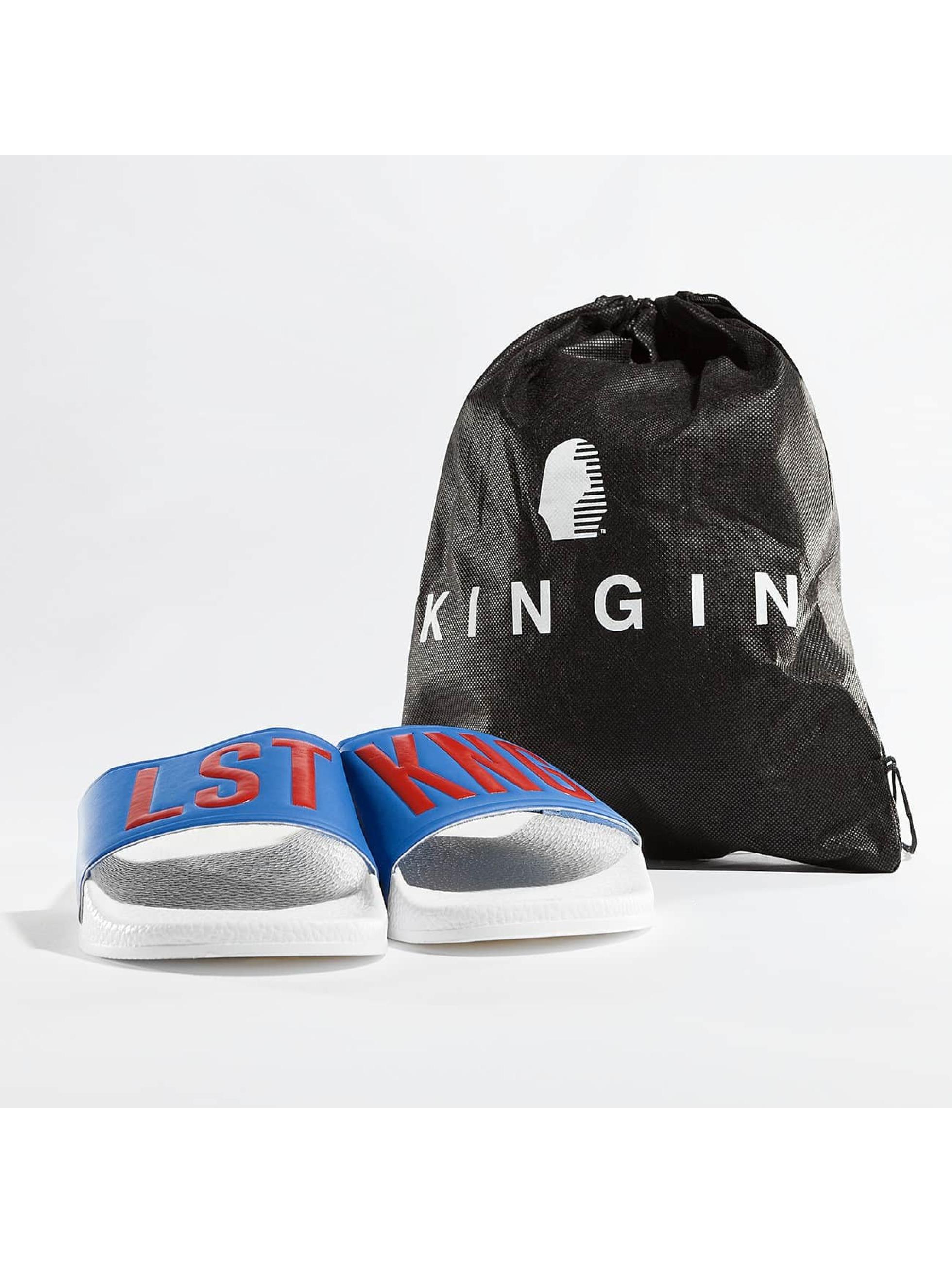Kingin Claquettes & Sandales King bleu