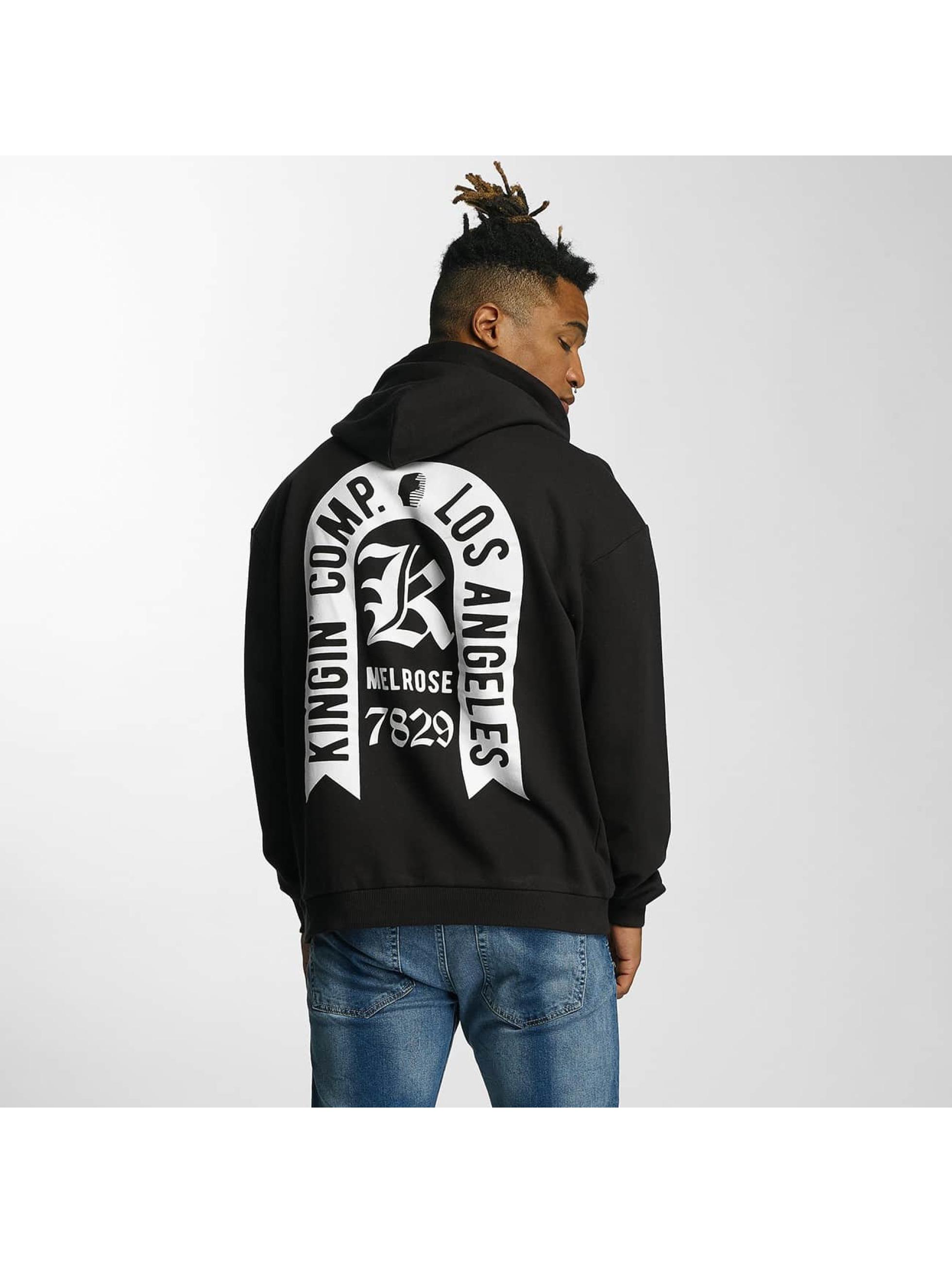 Kingin Hoodie Comp. black