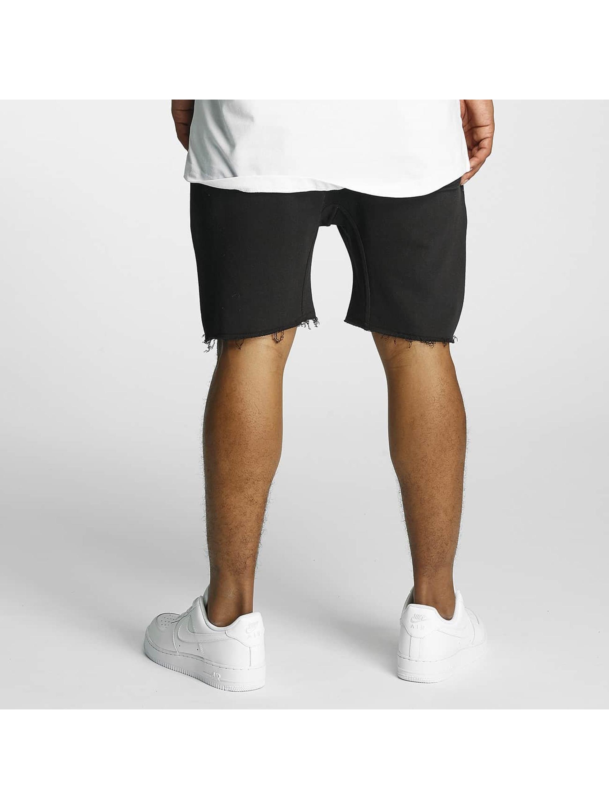 Kingin Pantalón cortos Anubis negro