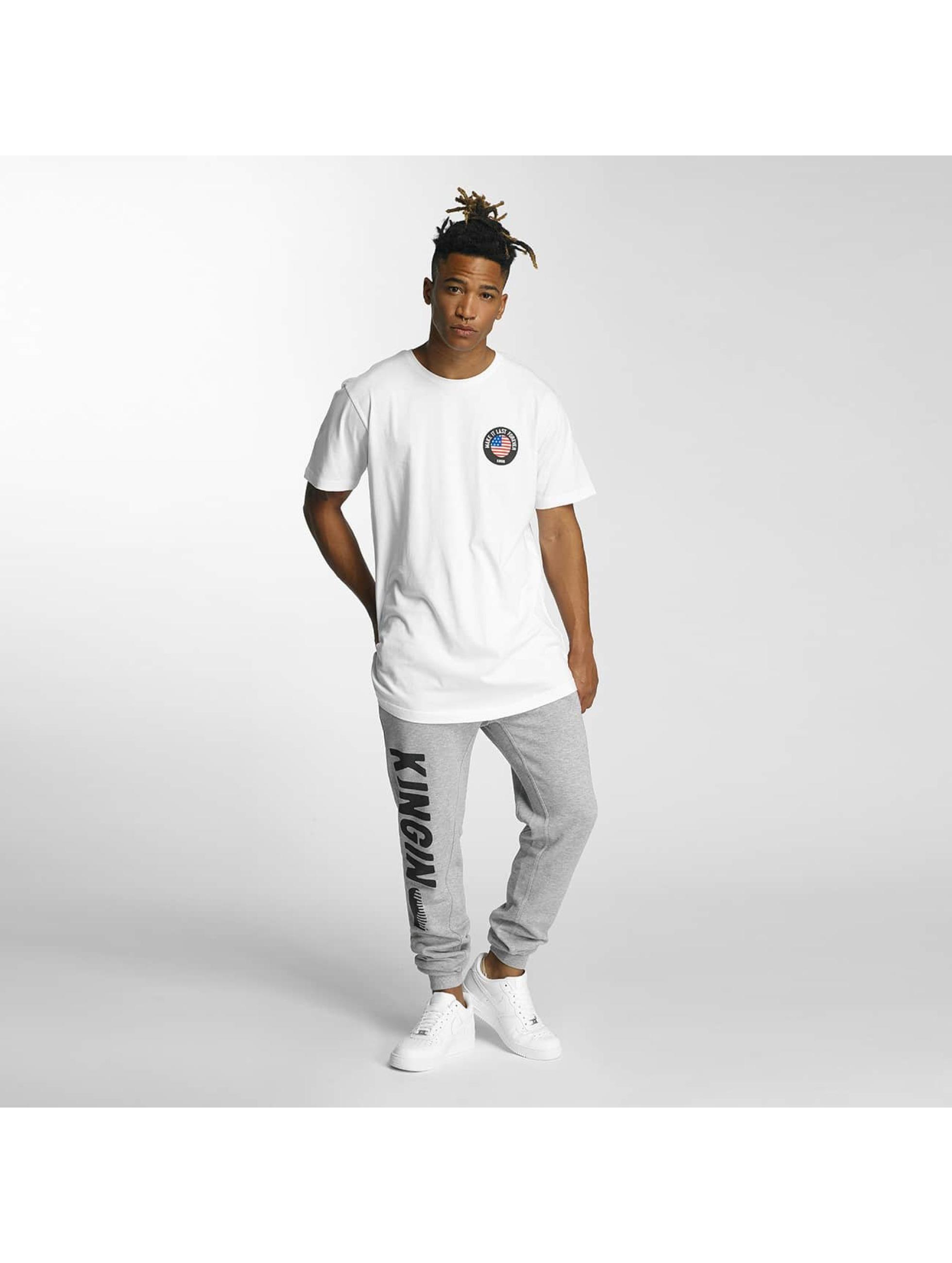 Kingin Pantalón deportivo Osiris gris