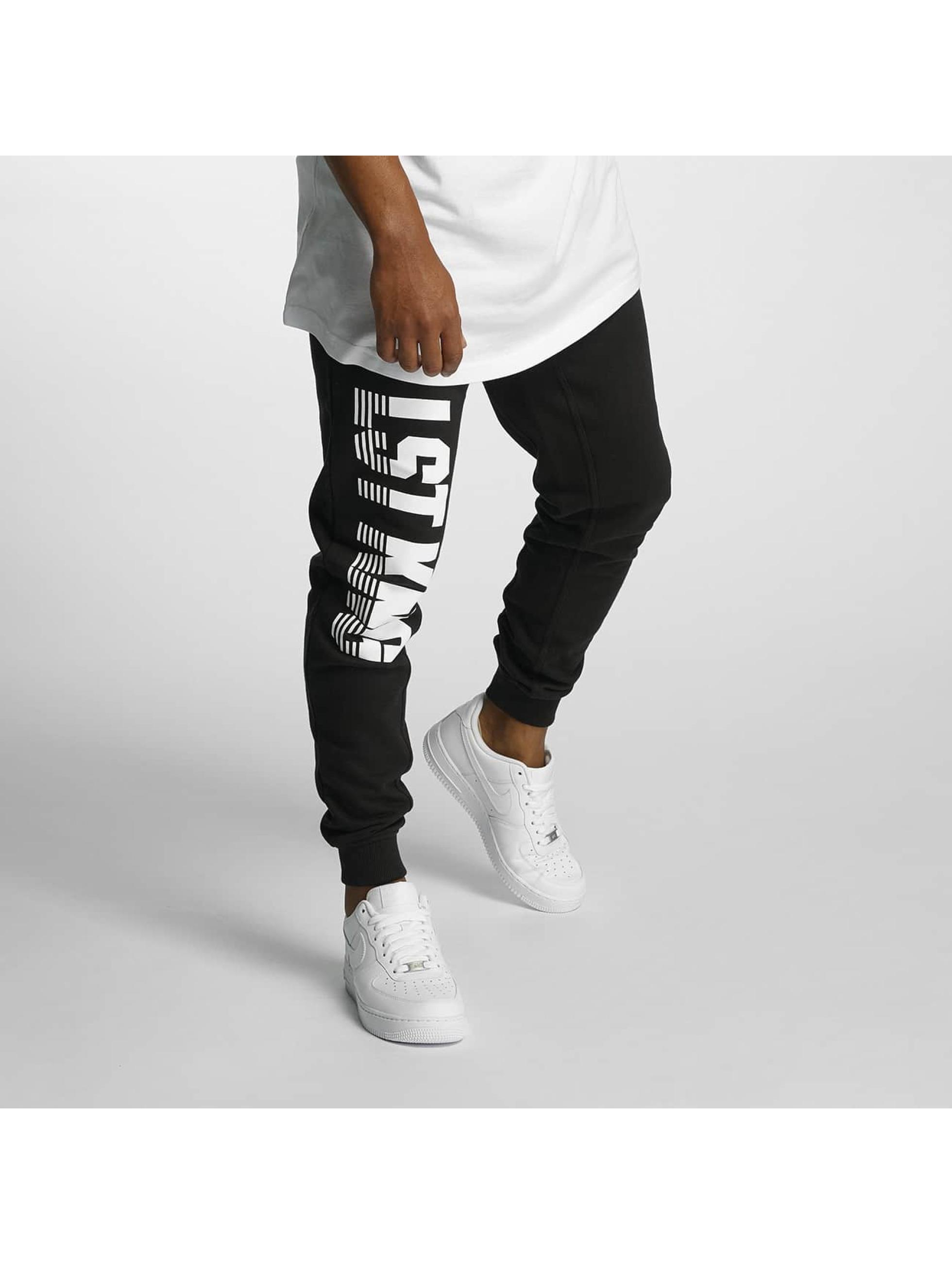 Kingin Pantalón deportivo Osiris negro