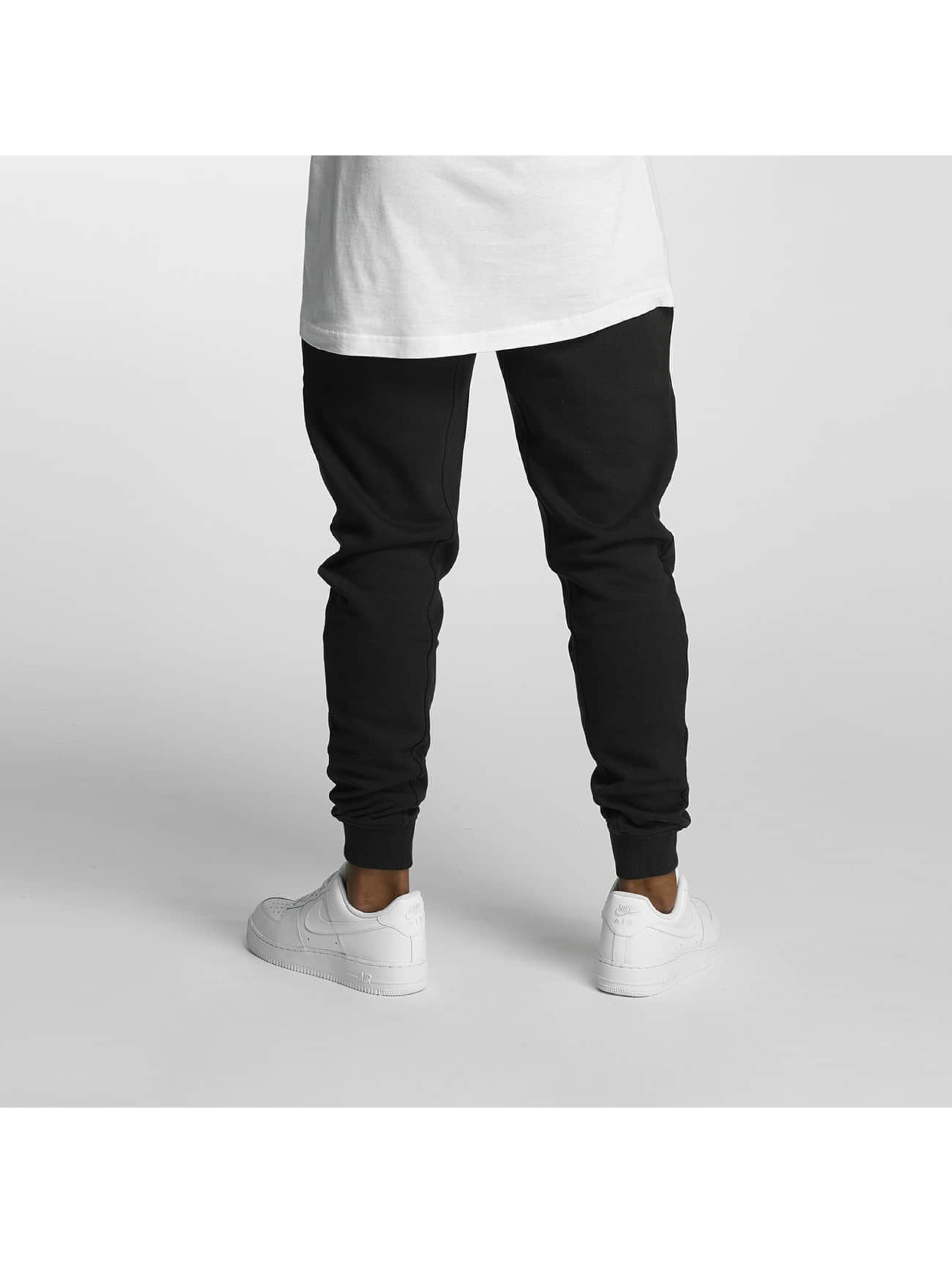 Kingin Pantalone ginnico Osiris nero