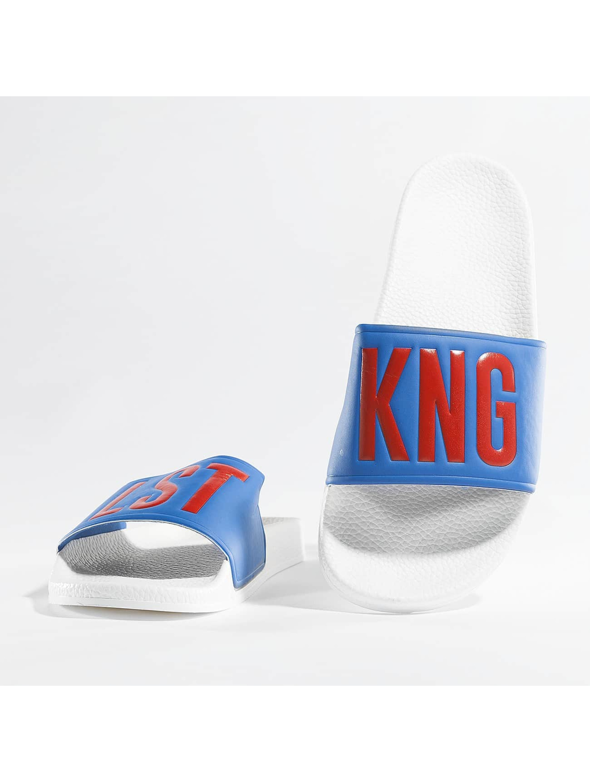 Kingin Slipper/Sandaal King blauw