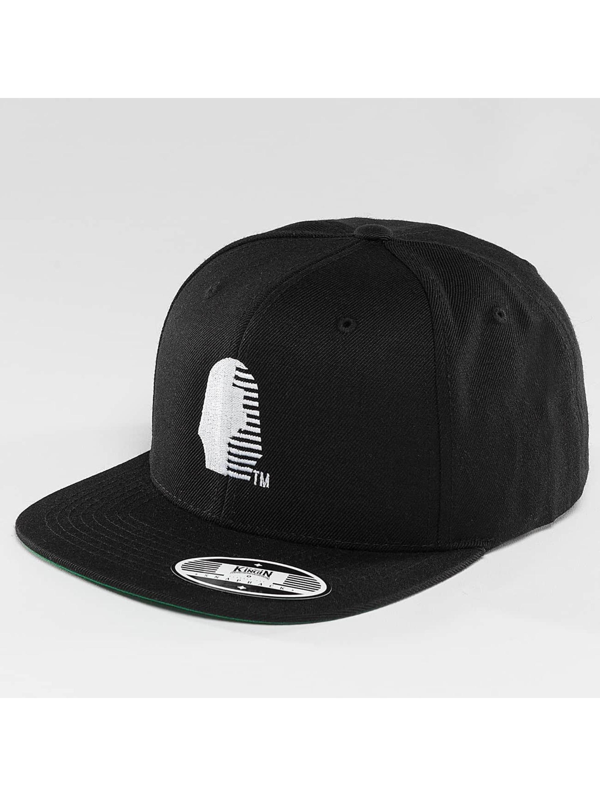 Kingin Snapback Cap OG black