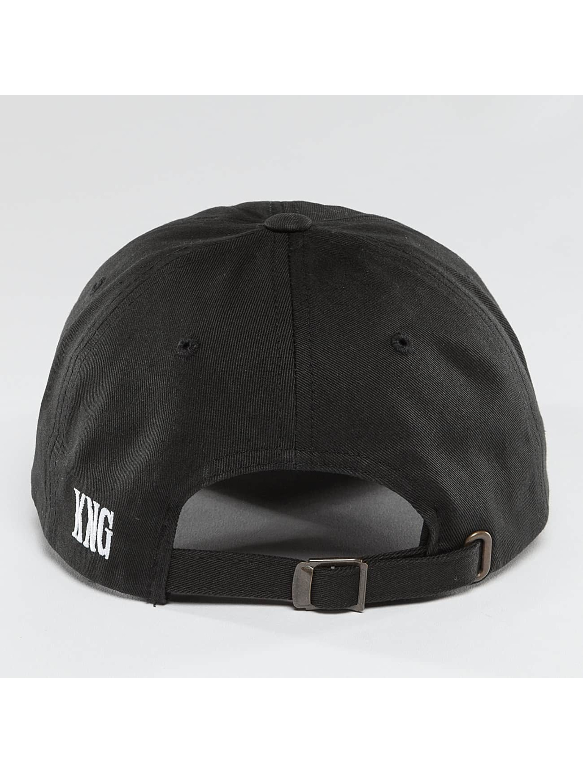 Kingin Snapback Caps OG čern