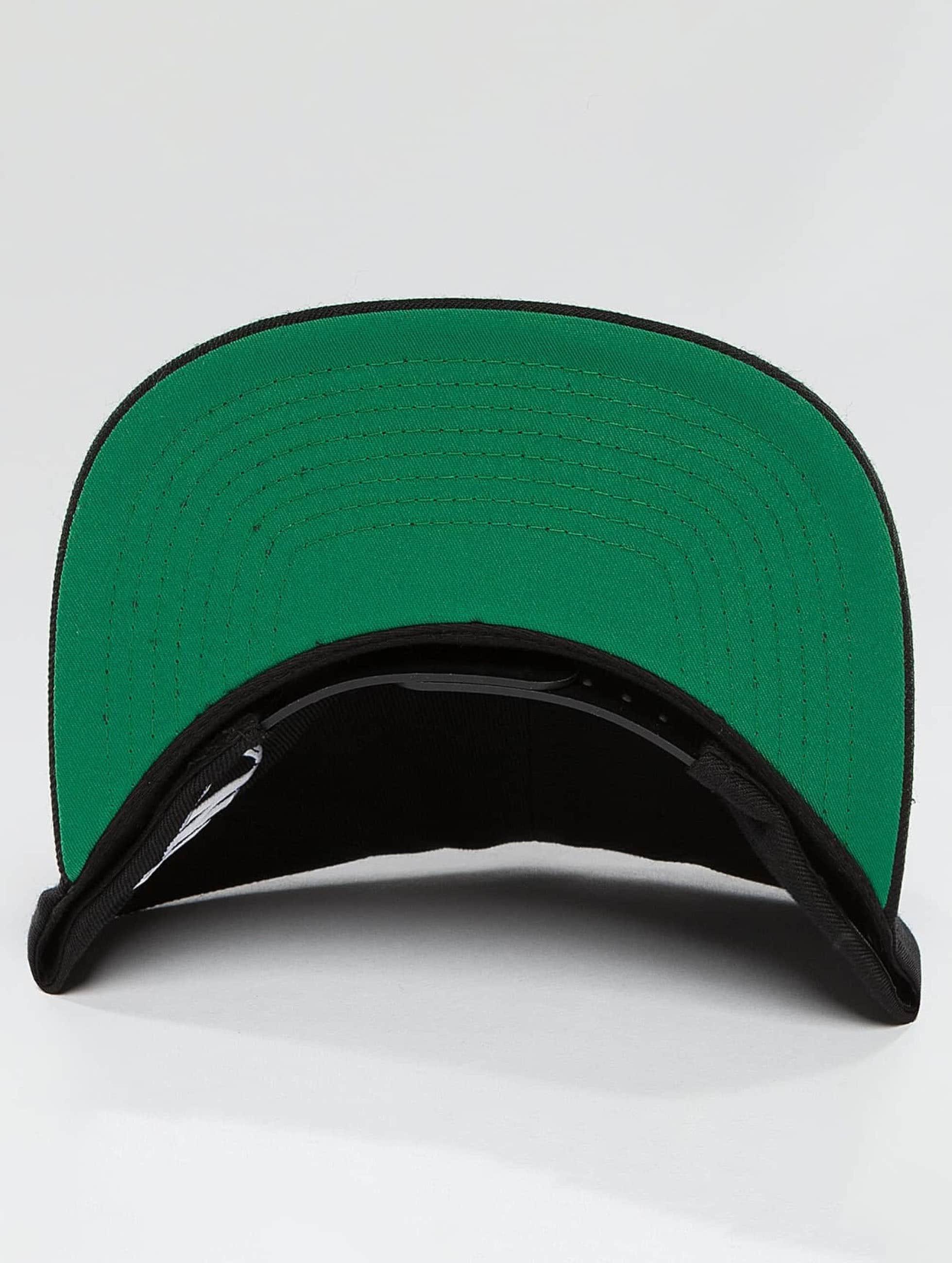 Kingin Snapback Caps Logo czarny