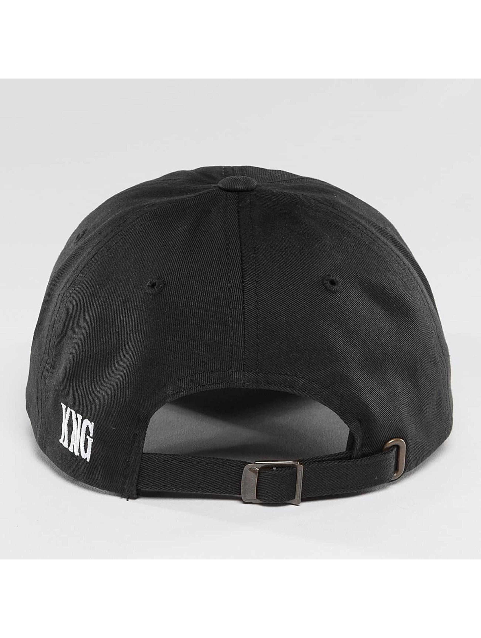 Kingin Snapback Caps OG musta