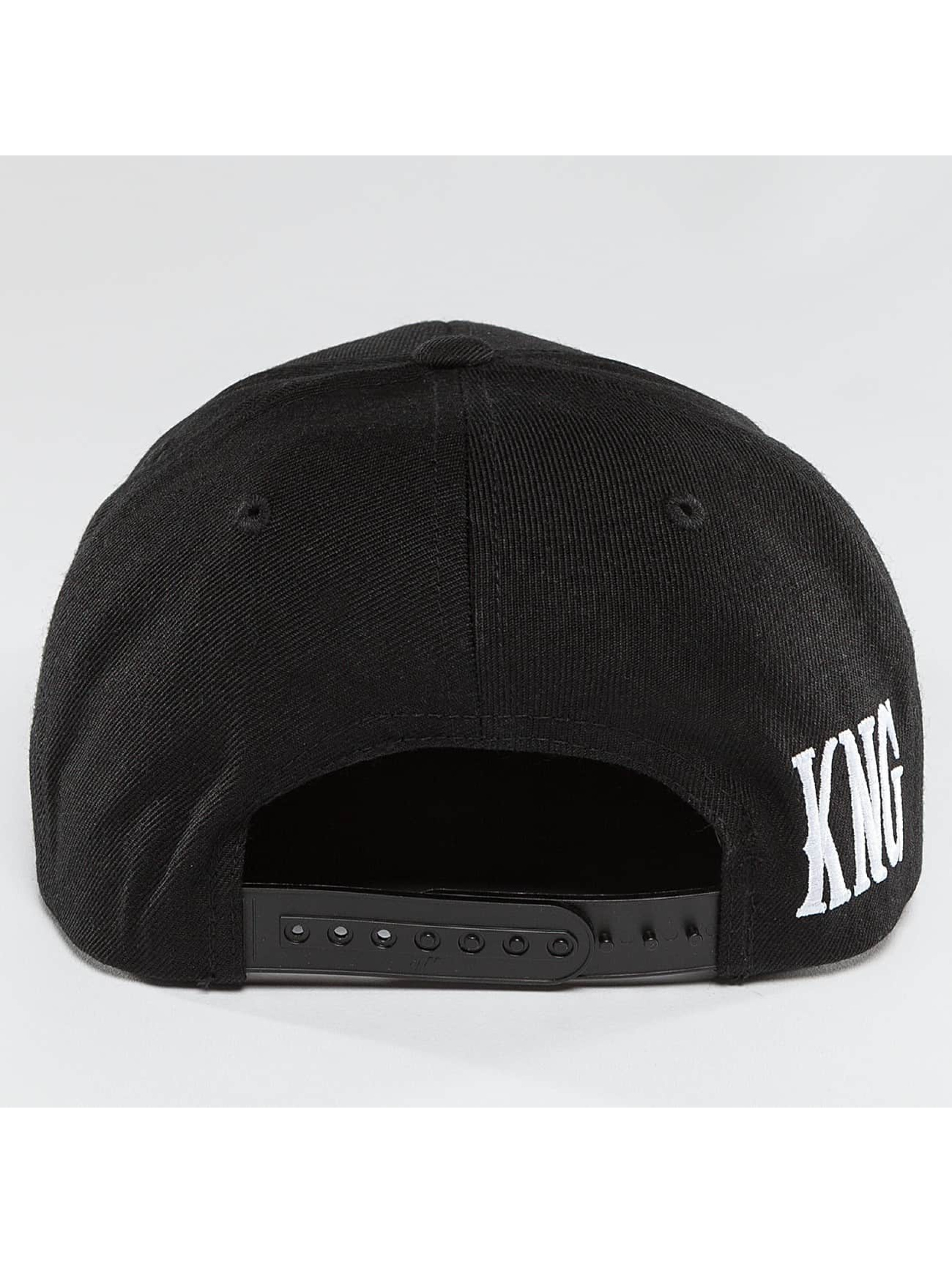Kingin Snapback Caps OG sort