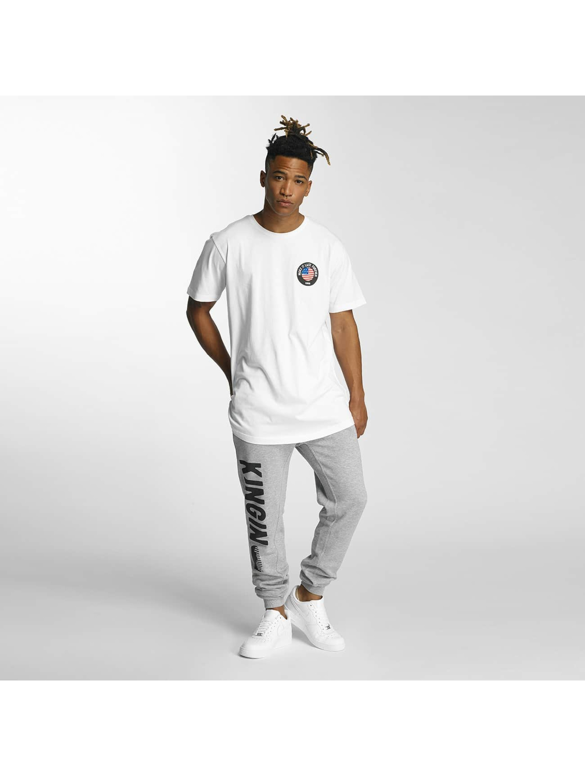 Kingin Sweat Pant Osiris gray