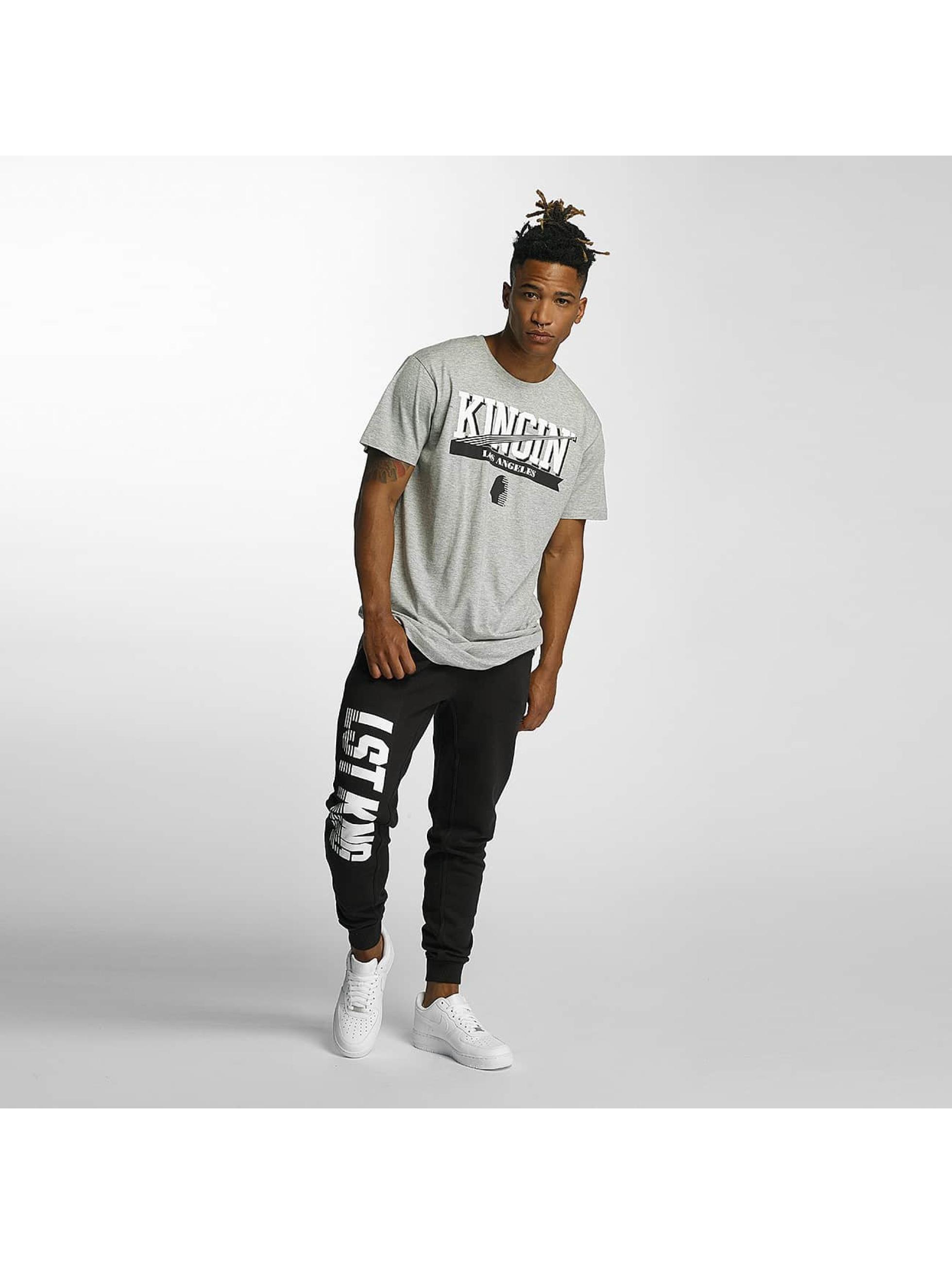Kingin T-paidat Isis harmaa
