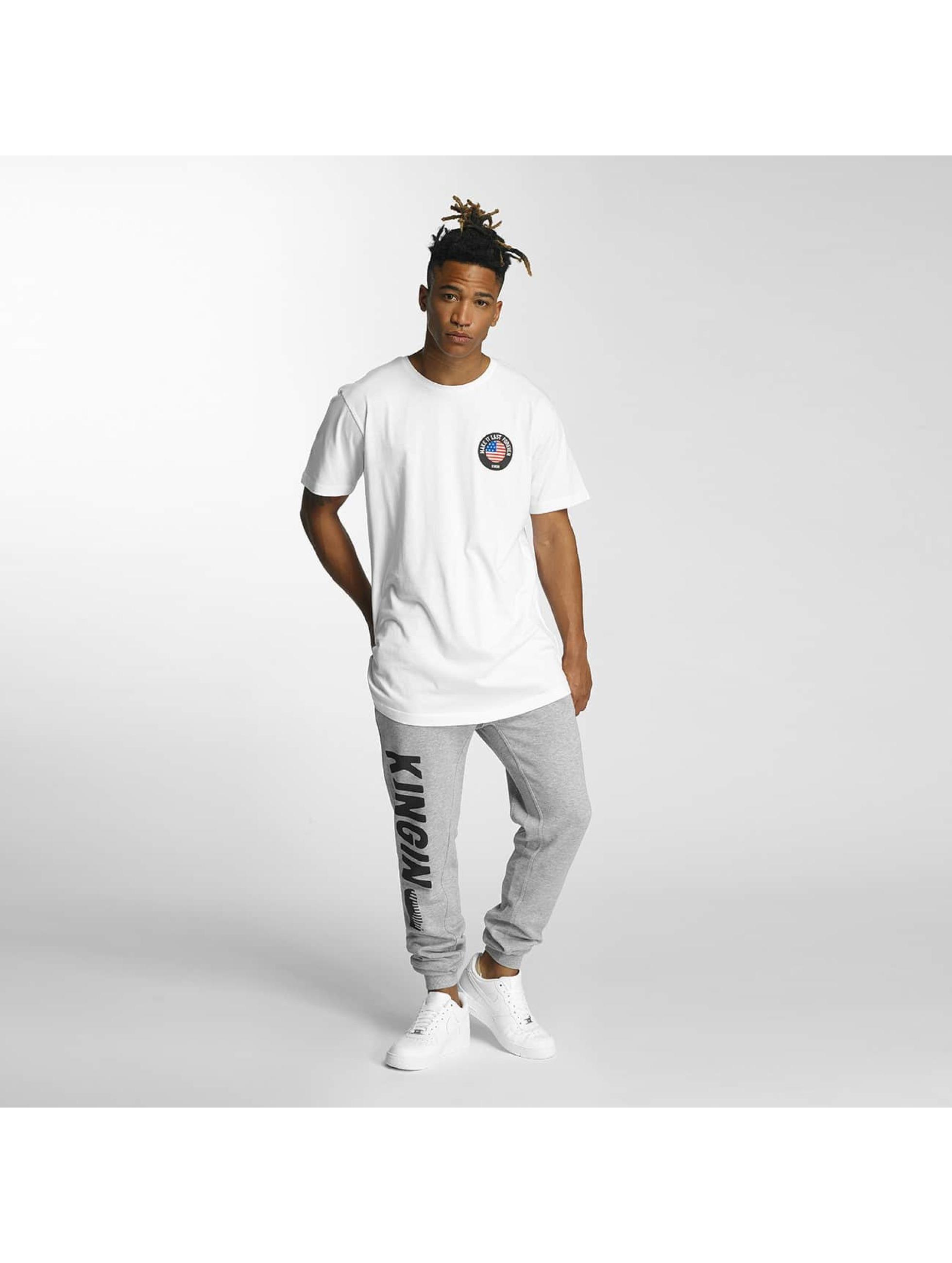 Kingin T-Shirt Melrose blanc