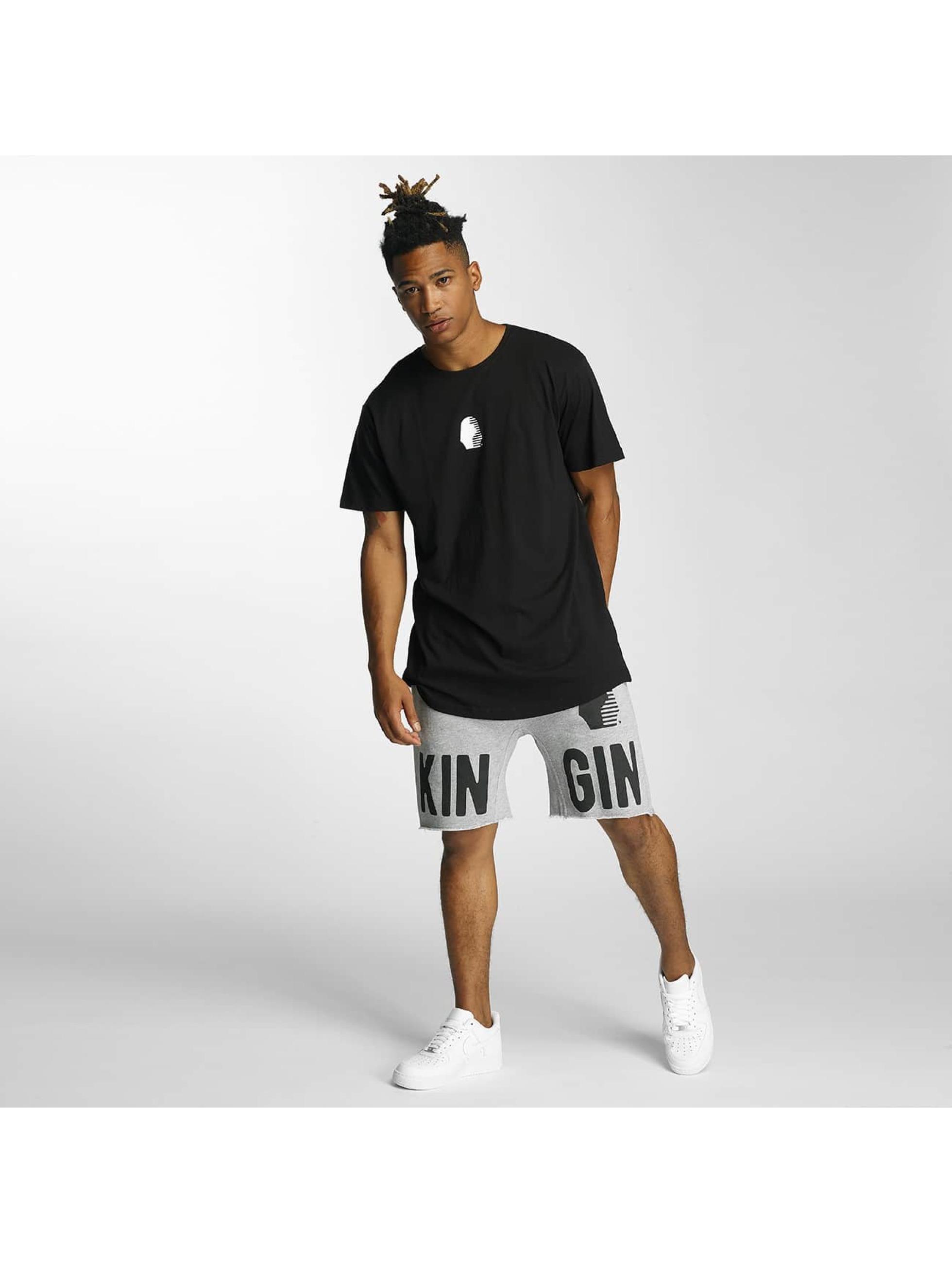 Kingin T-Shirt Comp. noir